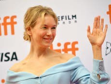 Renee Zellweger bursts into tears during standing ovation for Judy