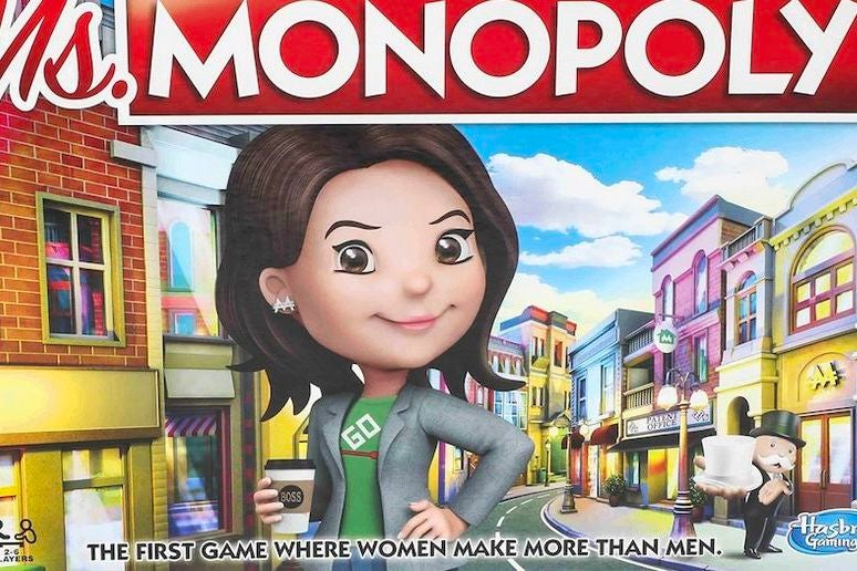 New 'feminist' Monopoly gives women players more money than men - but not everyone is convinced