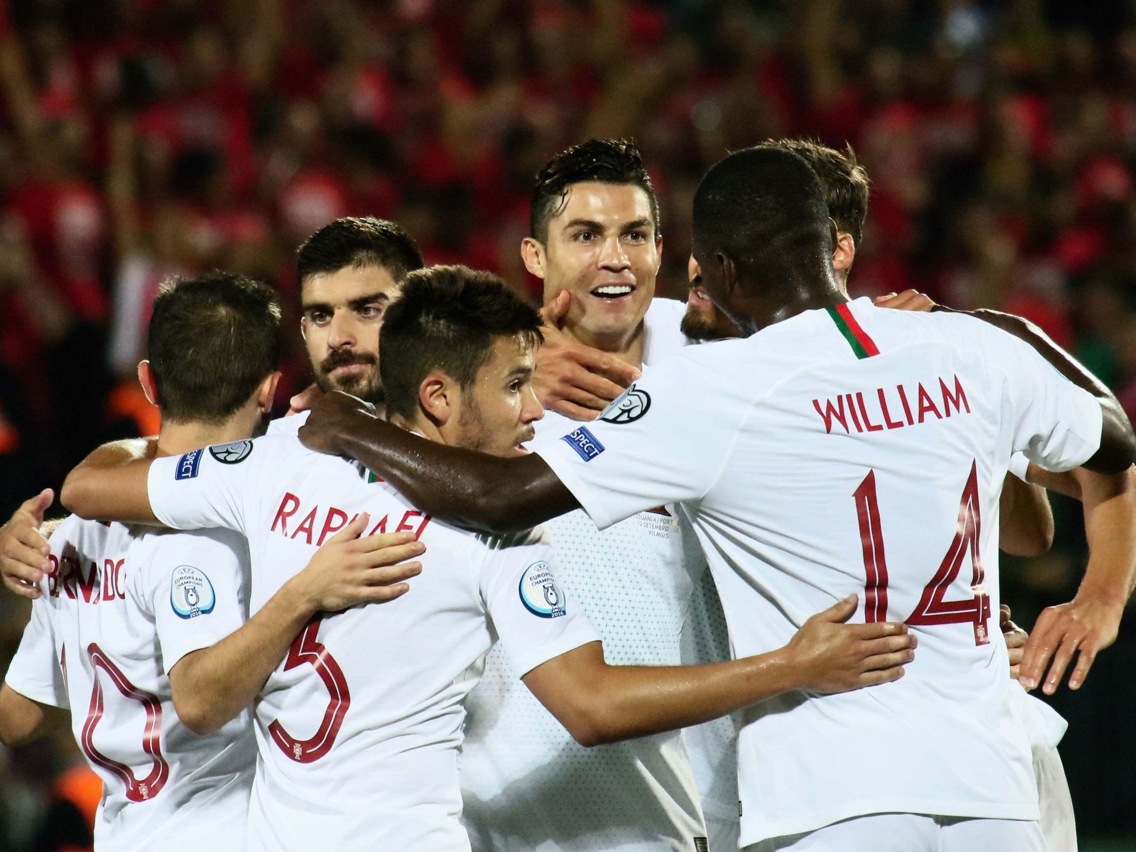 Bồ Đào Nha – Luxembourg: Giải hạn sân nhà