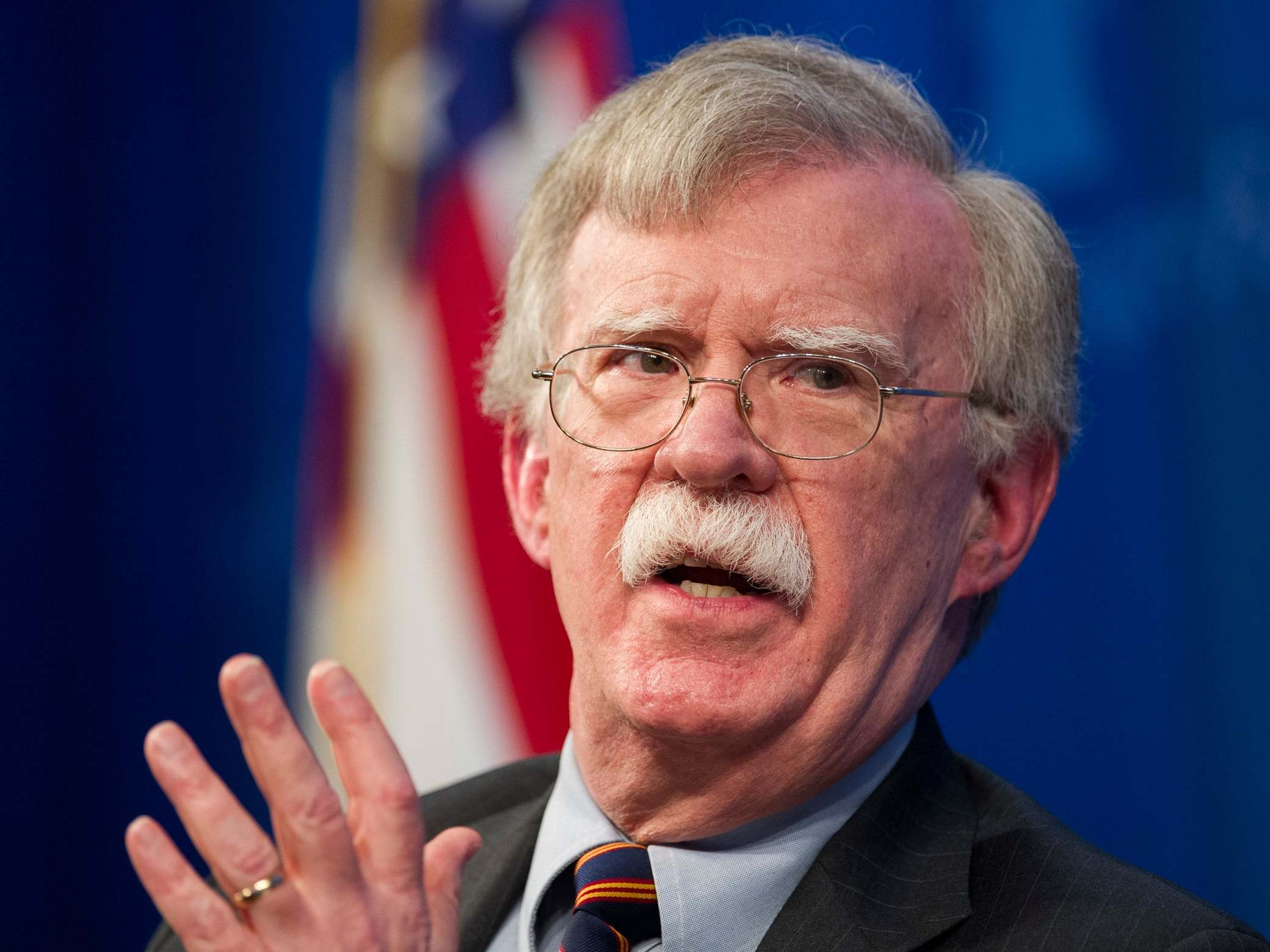 Venezuela and Iran celebrate the sacking of Trump's national security adviser John Bolton