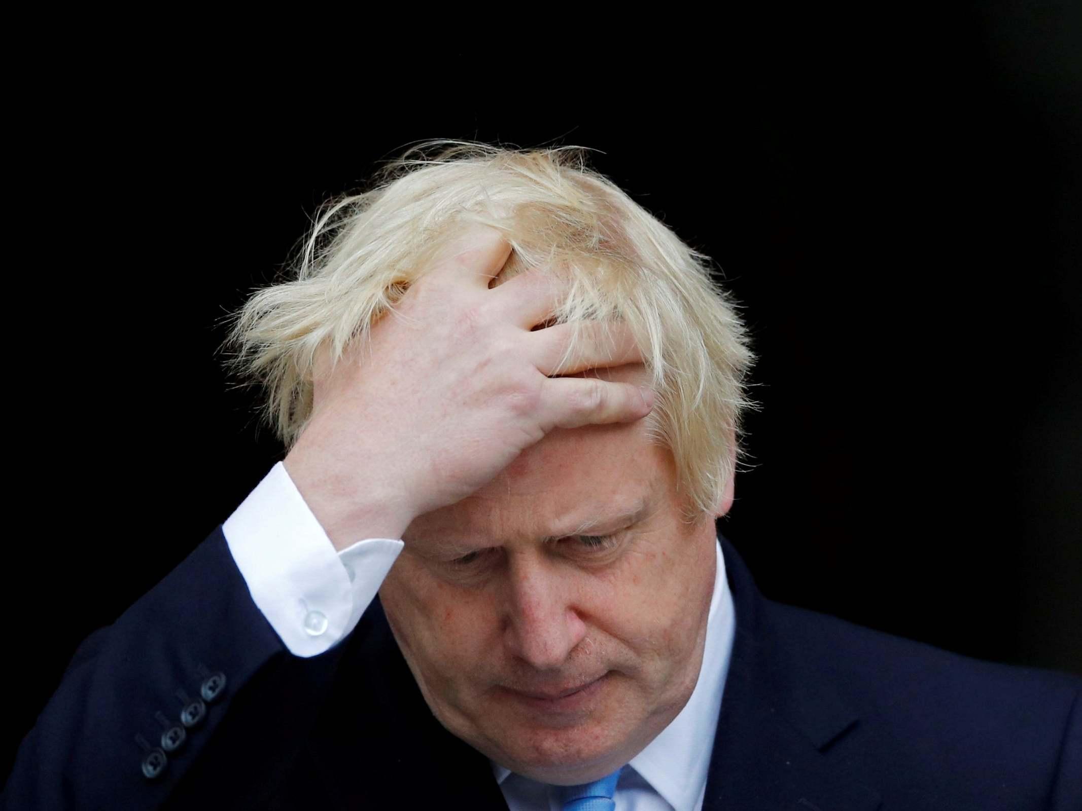 Boris Johnson accused of misleading the Queen over motive for suspending parliament