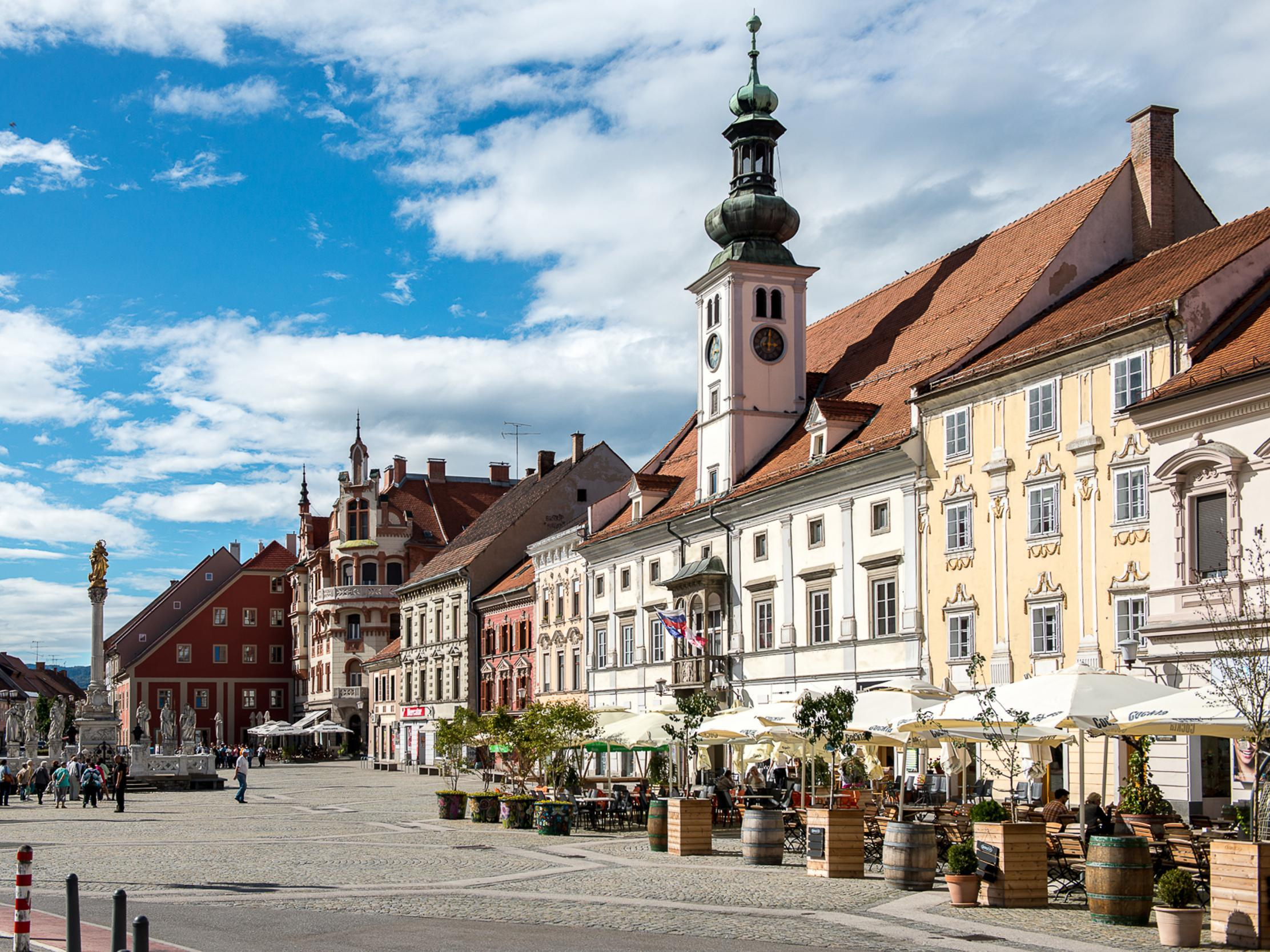 Maribor guide: Where to eat, drink, shop and stay in Slovenia's second city