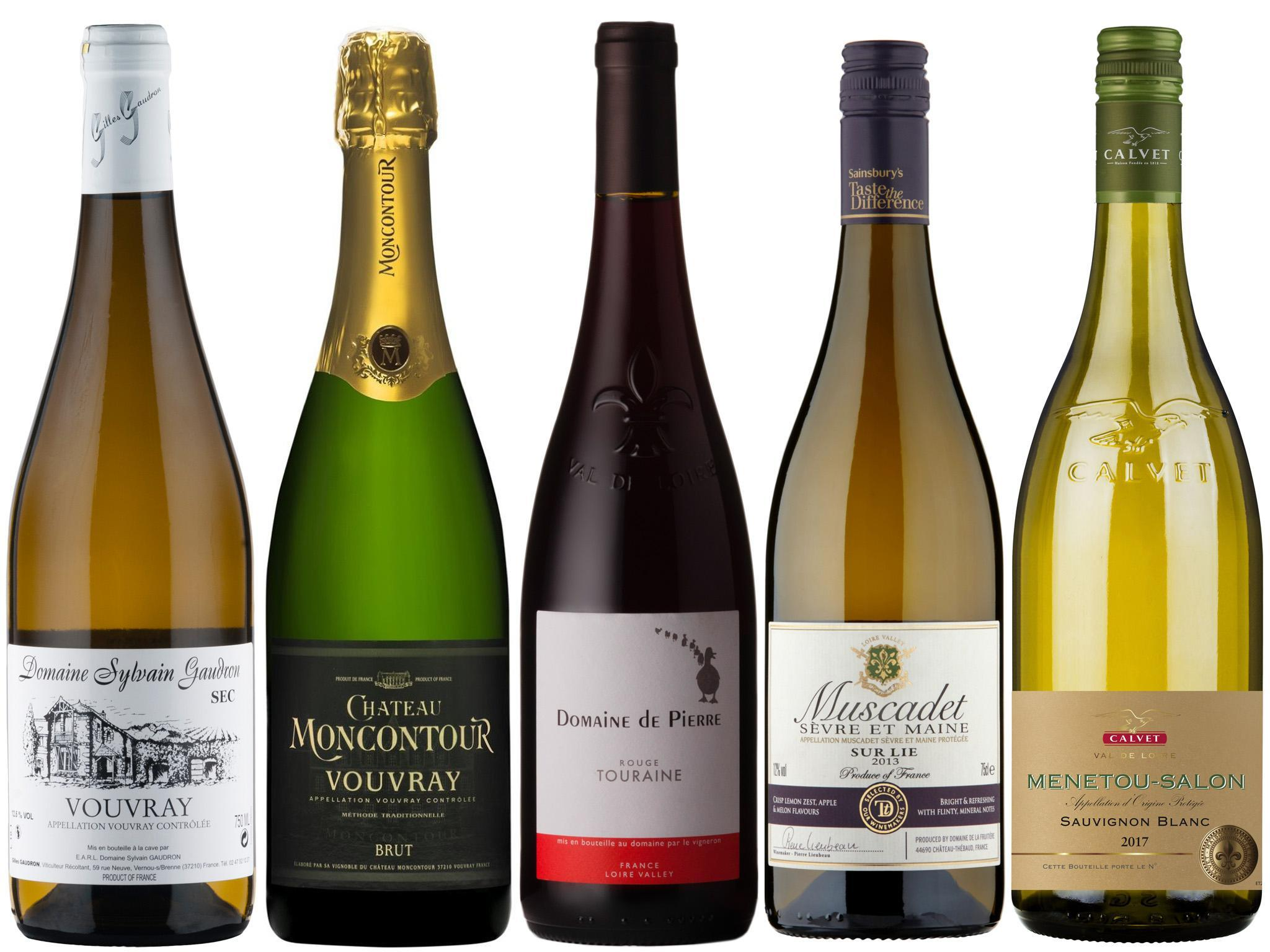Salon Rouge Blanc Noir wines of the week: 10 bottles from the loire region | the