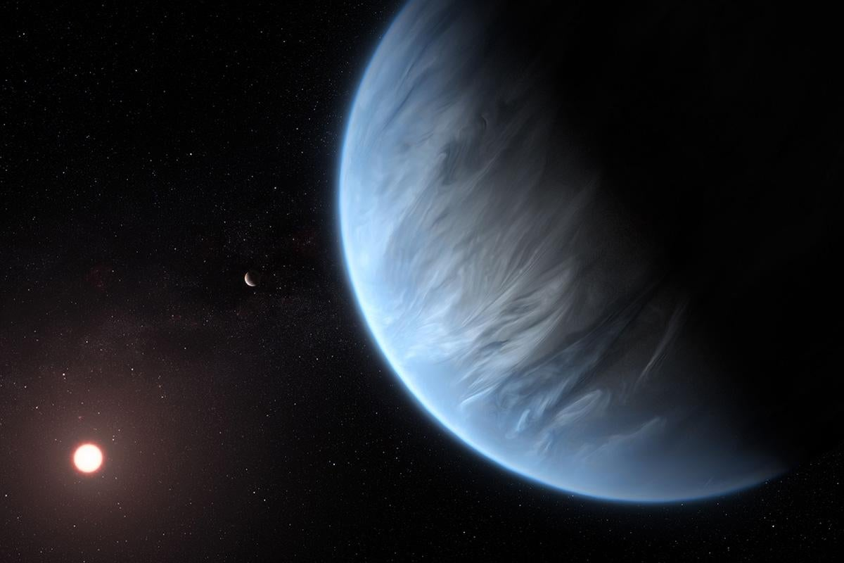 Scientists find which exoplanets could host alien life with pioneering '3D chemistry' experiment