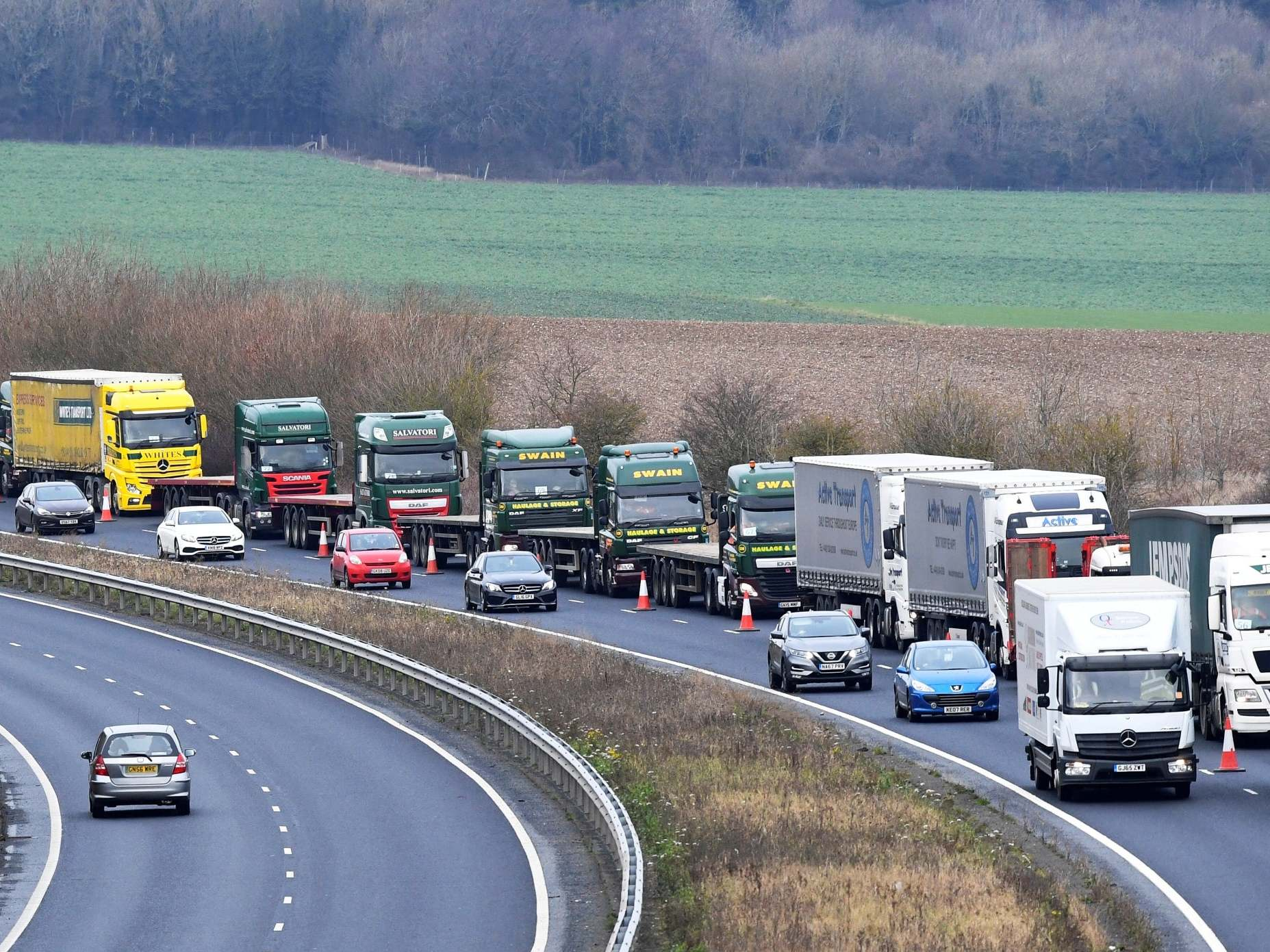 Official no-deal document confirms government planning for delays, disruption and disorder