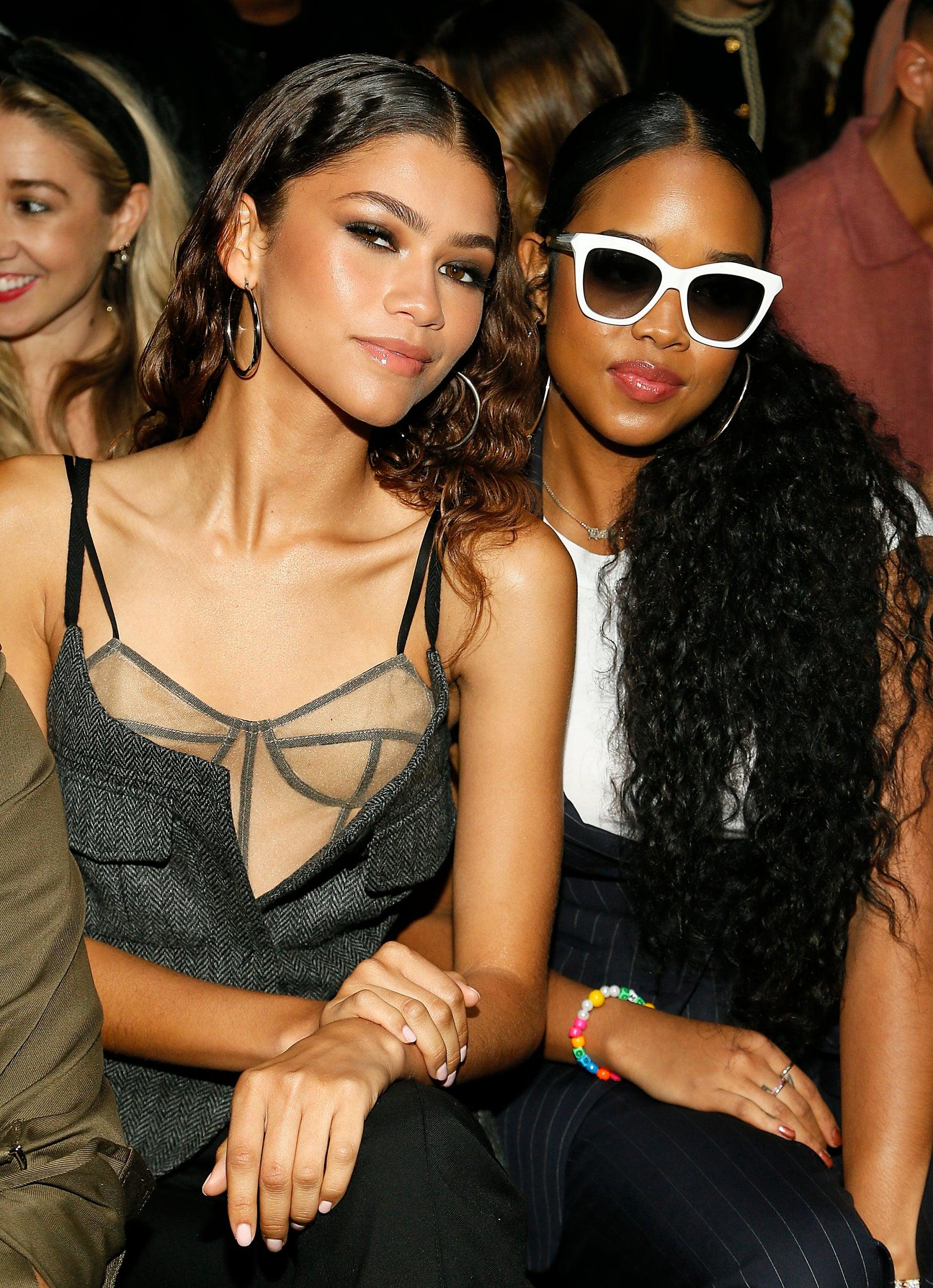 Zendaya and H.E.R