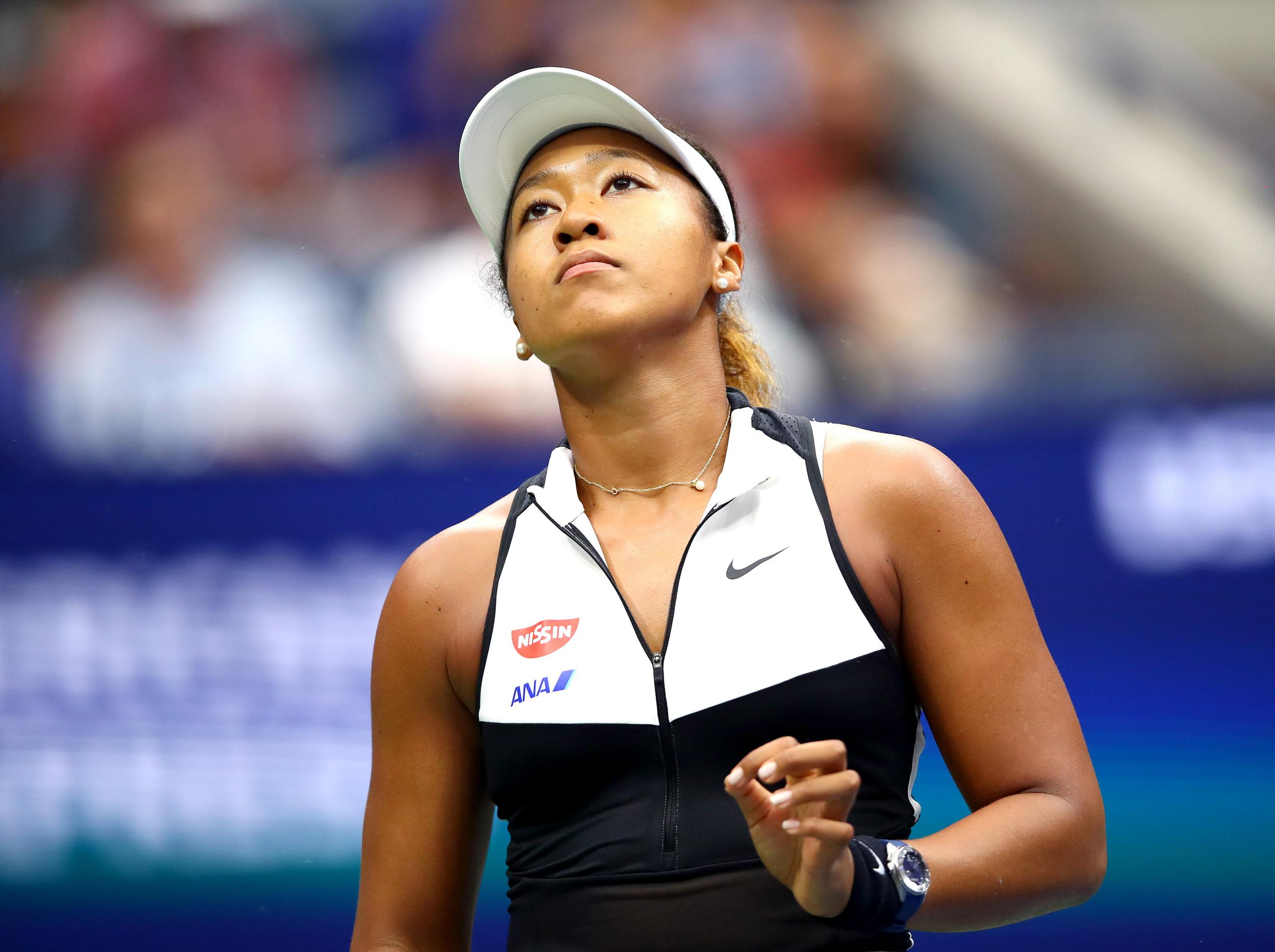 Naomi Osaka switches coach for the second time this season after US Open disappointment
