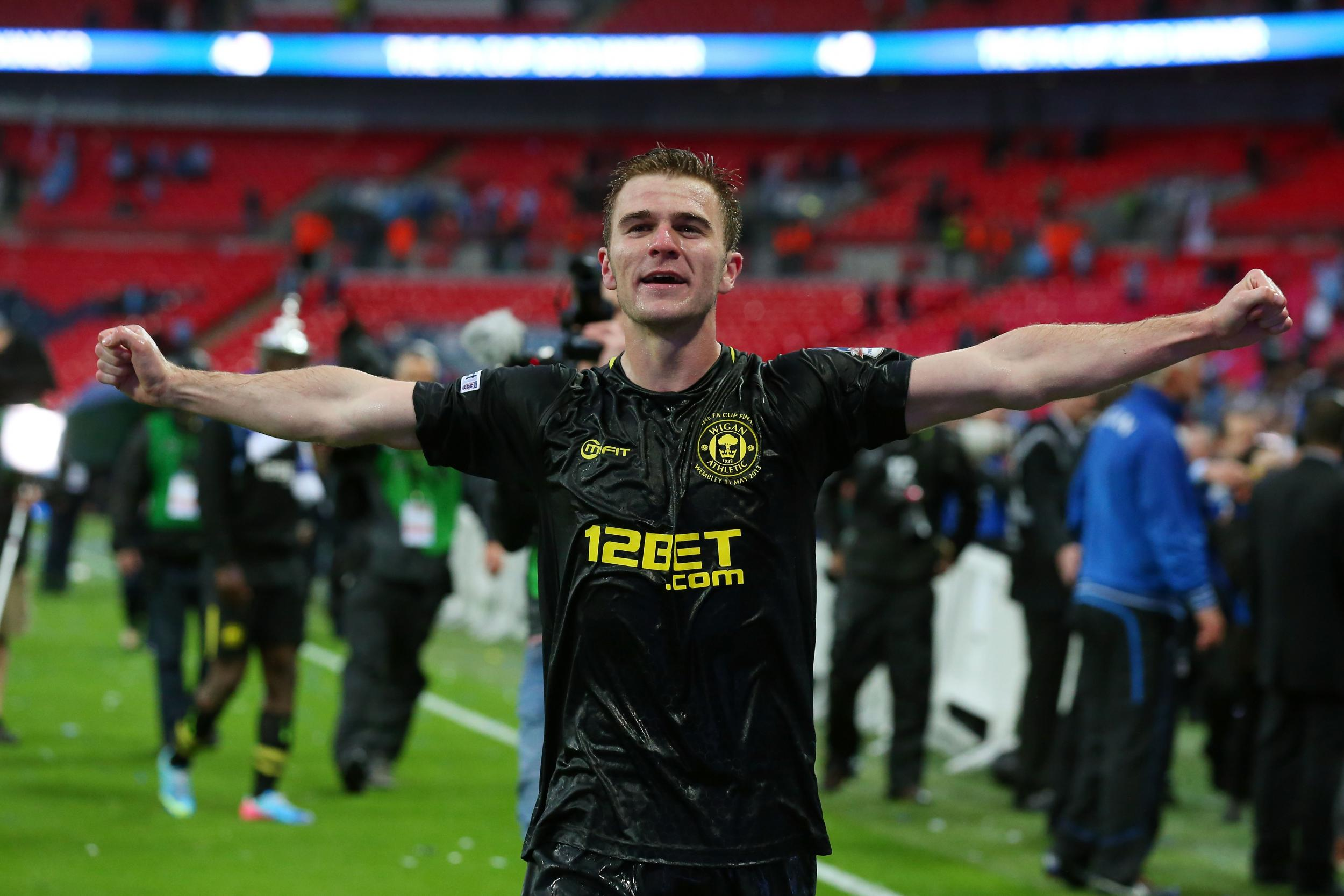 Callum McManaman: 'I thought I'd just carry on going up after the FA Cup, but it didn't work out that way'