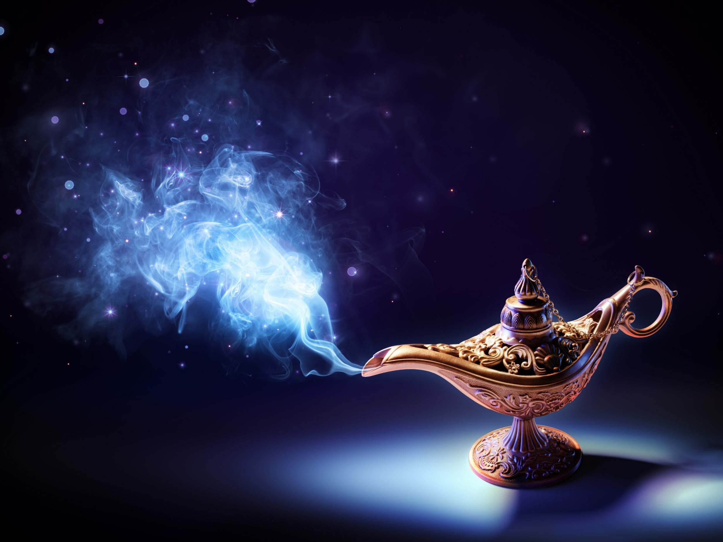 Mea Culpa: Let the genie out of the lamp, not the bottle