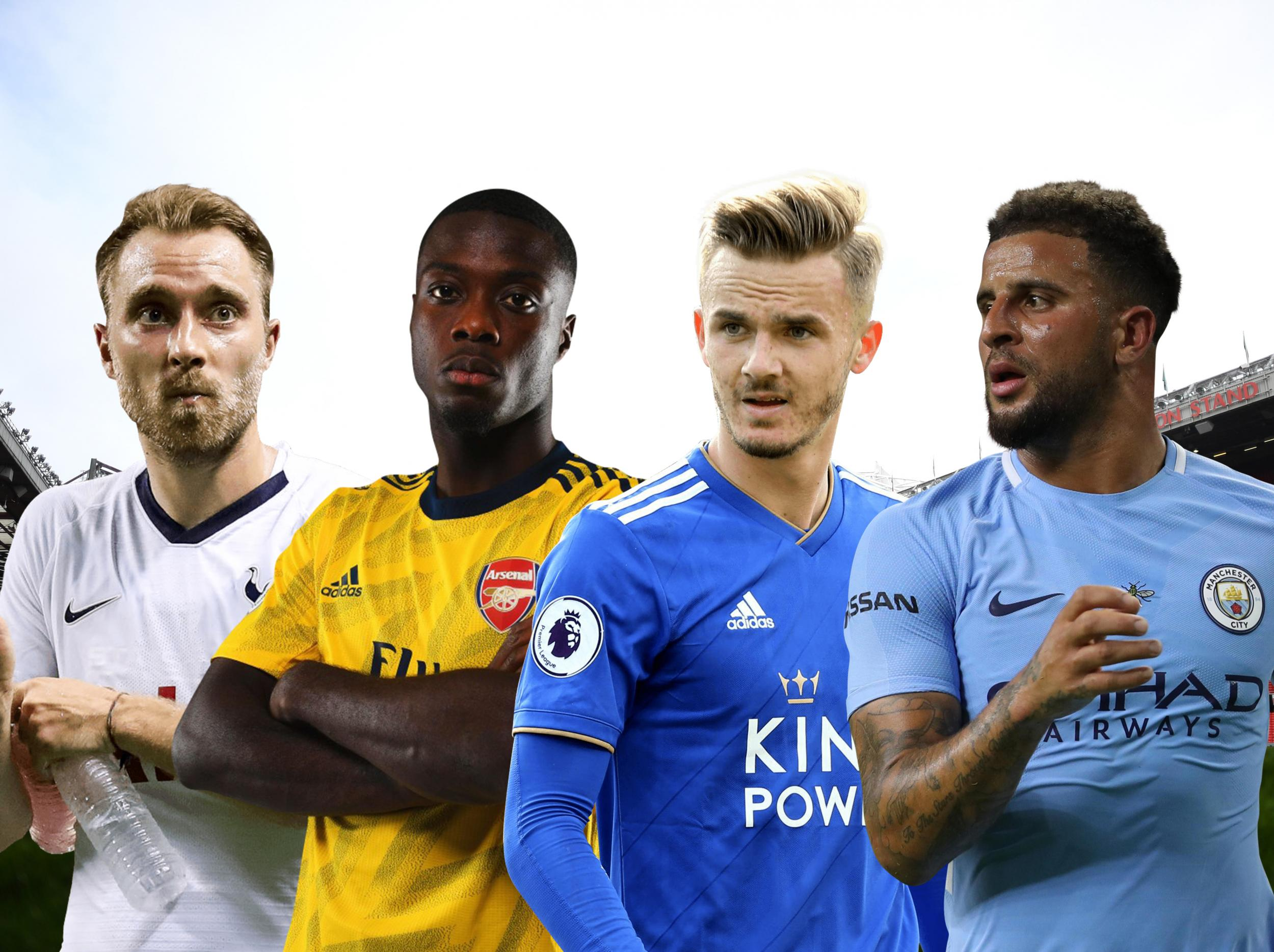 Christian Eriksen, Willian, Juan Mata: The 20 Premier League players with something to prove this weekend