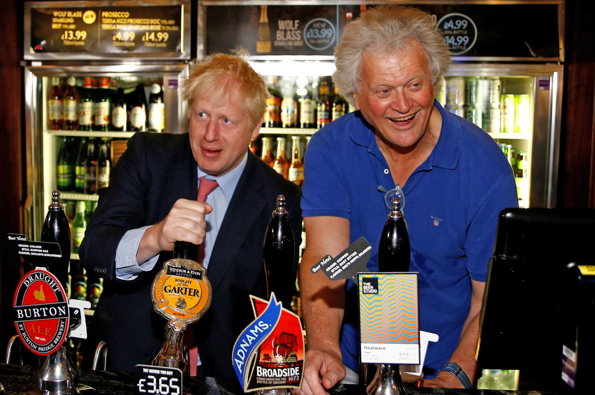 Wetherspoons boss hits back at 'Euro-communist' who criticised pub …