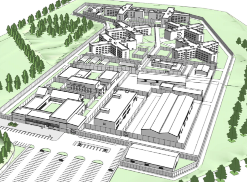 The government said the new 1,440-place category C resettlement prison will open in 2024 and stand alongside the existing maximum-security jail at Full Sutton in East Yorkshire
