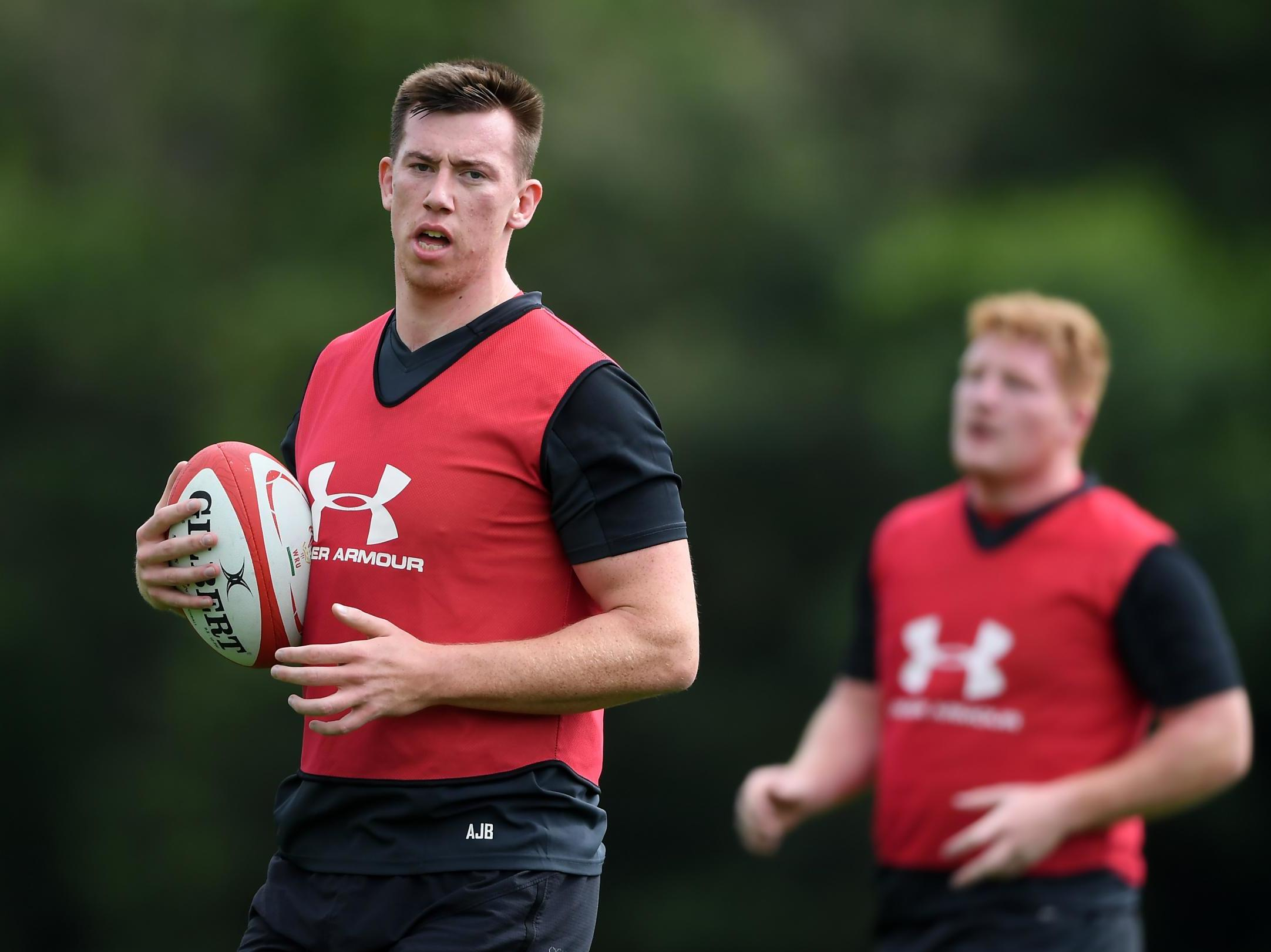 Rugby World Cup 2019: Wales could be without Adam Beard and Cory Hill for Georgia opener