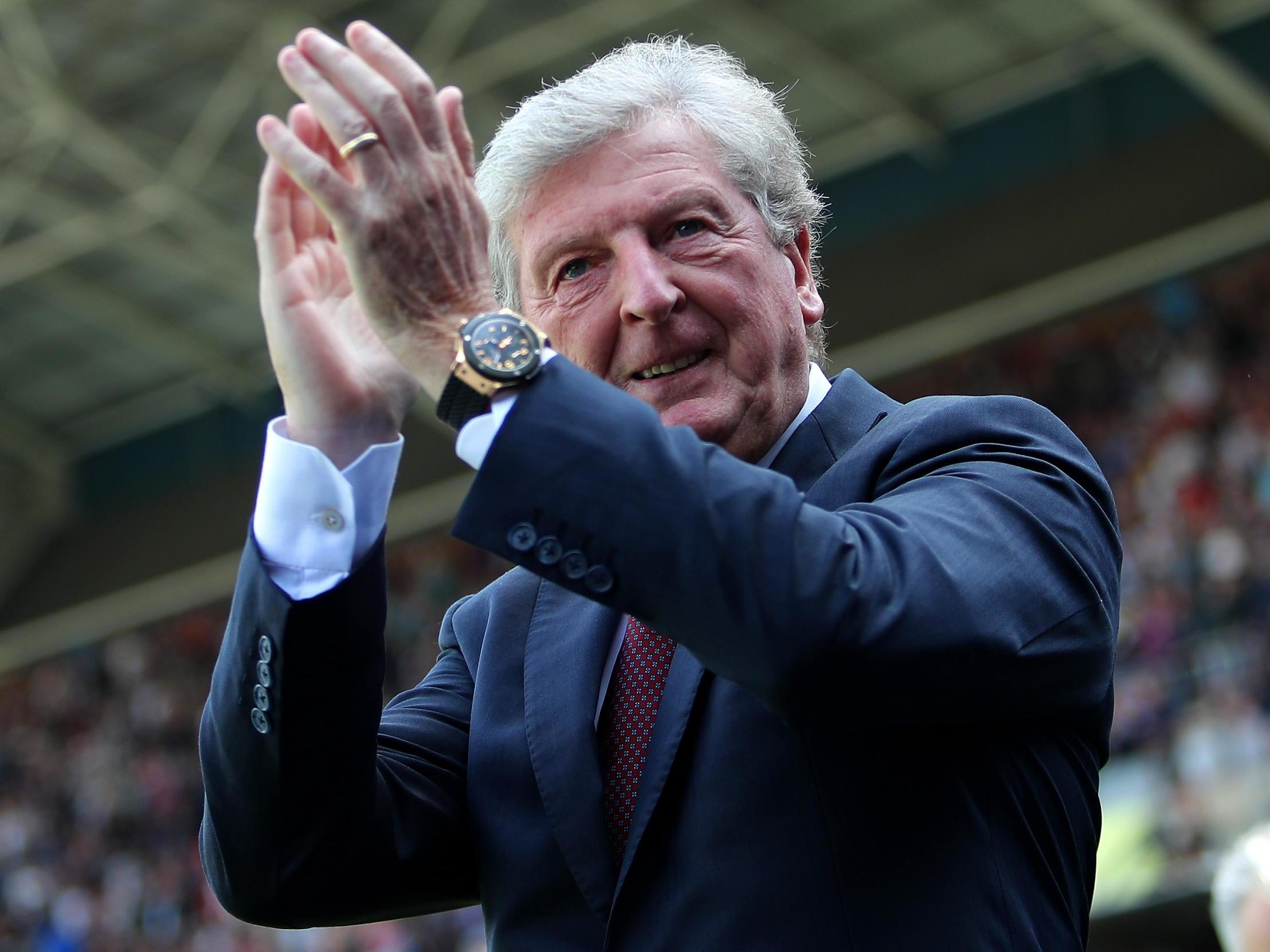 Celebrating Roy Hodgson, the Premier League's real football genius
