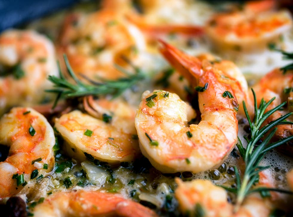 New Wave Foods is attempting to create a plant-based shell food product so even devout religious followers can eat shrimp