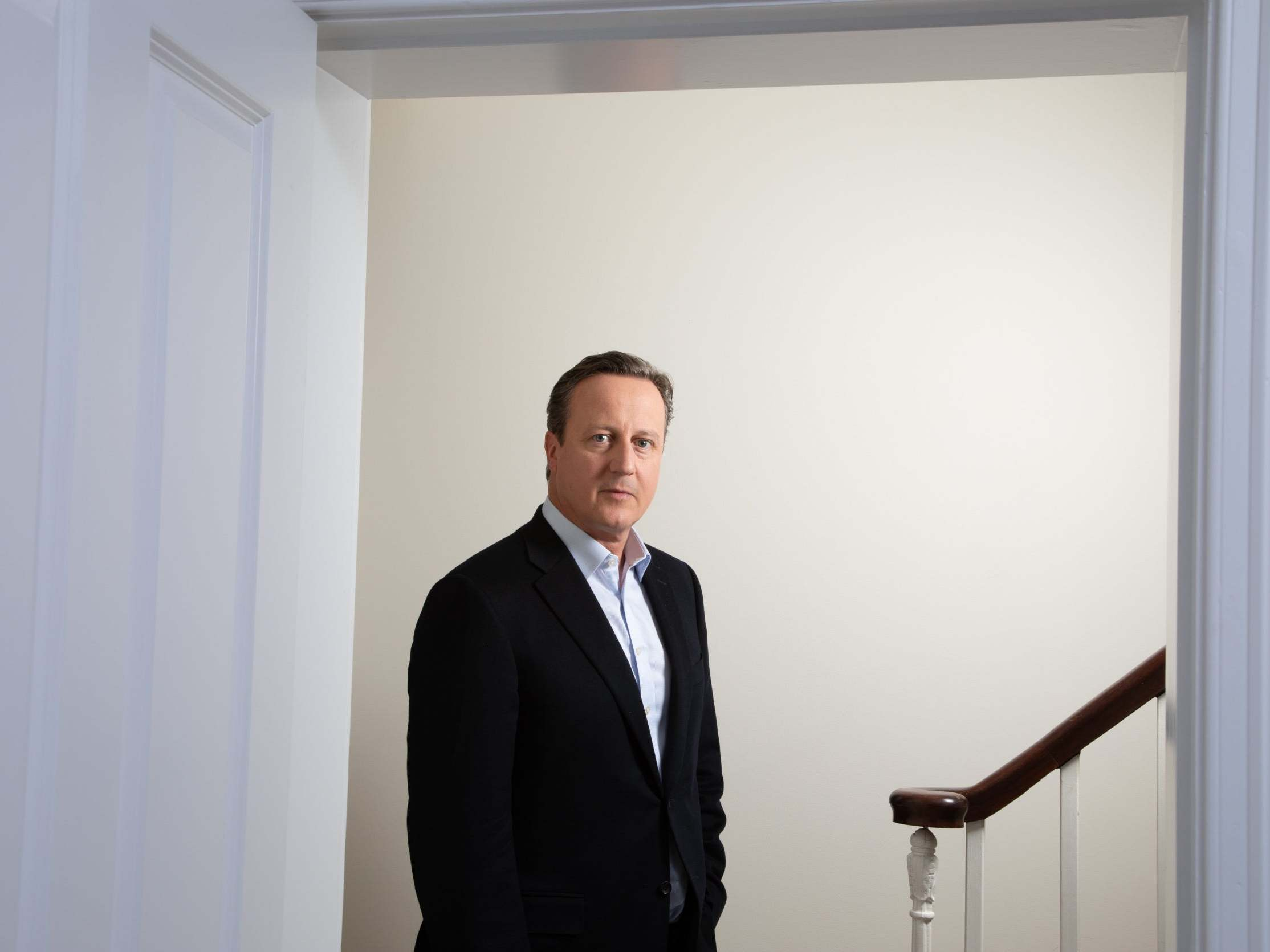 On Eve Of British Pm Camerons Visit >> David Cameron Failed Because He Stuck To What He Believed In