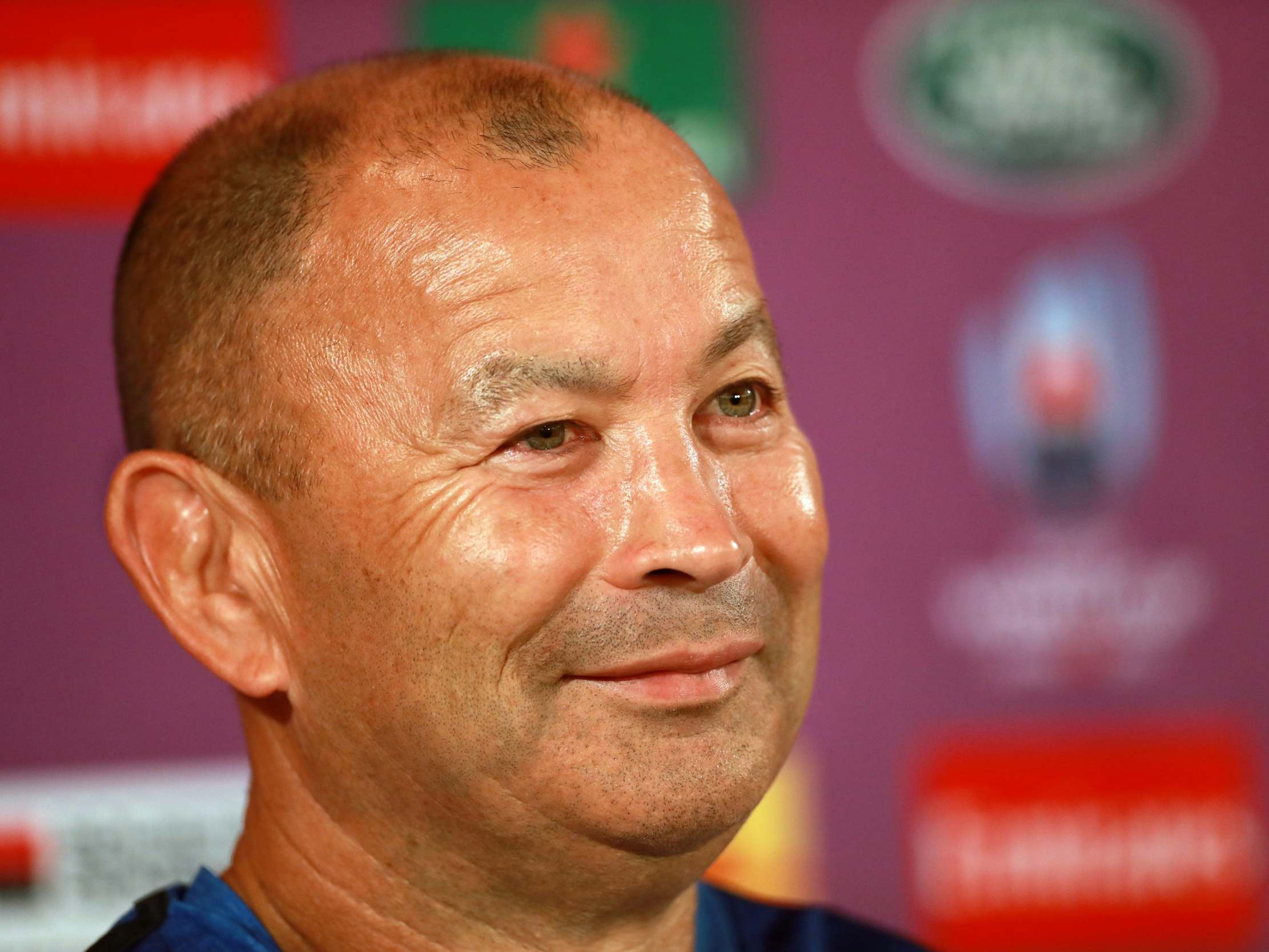Rugby World Cup 2019: Eddie Jones says Japan humidity will give them edge over rivals