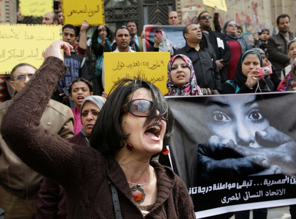 The prosecution of a 15-year-old girl who killed a bus driver after he allegedly tried to rape her in July 2019 has reignited debate over the treatment of women in Egypt's legal system