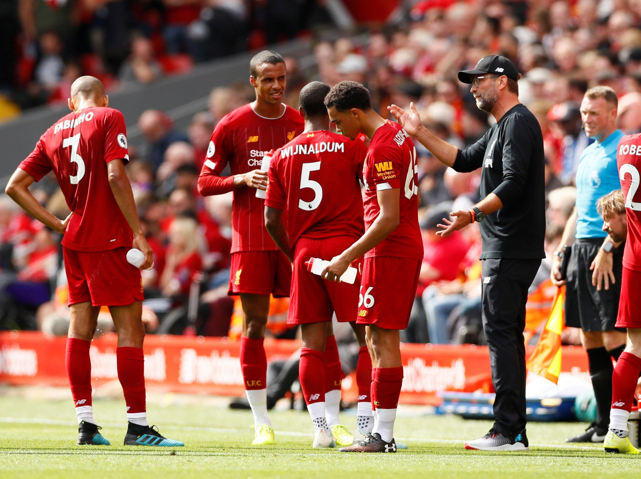 Liverpool vs Newcastle result: Five things we learned as Jurgen ...