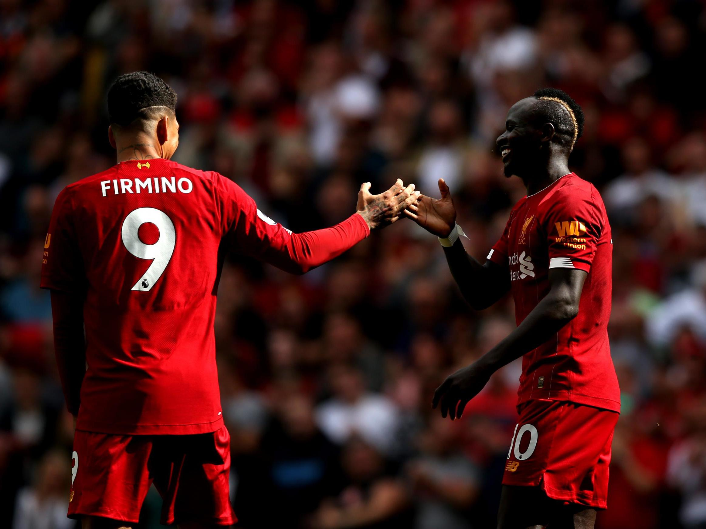 Liverpool vs Newcastle: Roberto Firmino pulls the strings as Sadio Mane grabs double in Anfield win