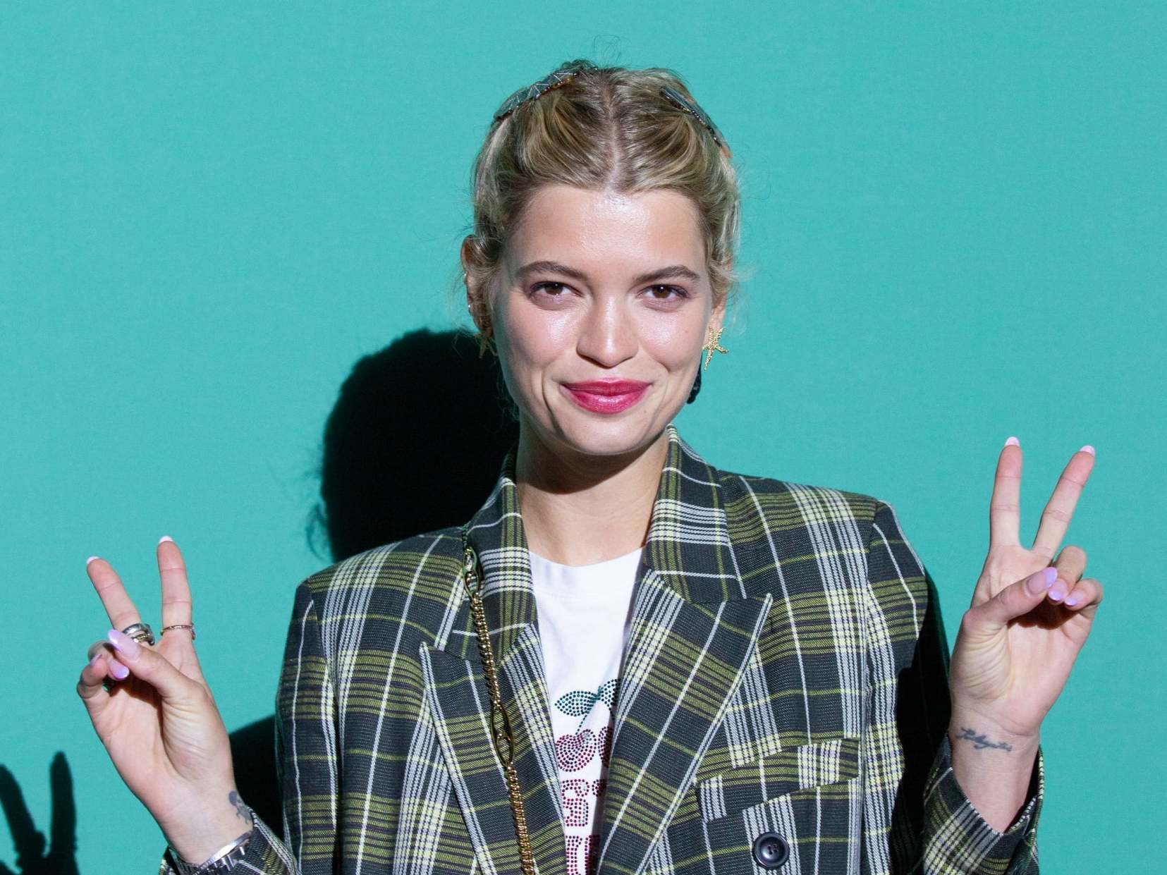 London Fashion Week: All the best-dressed celebrities on the front row