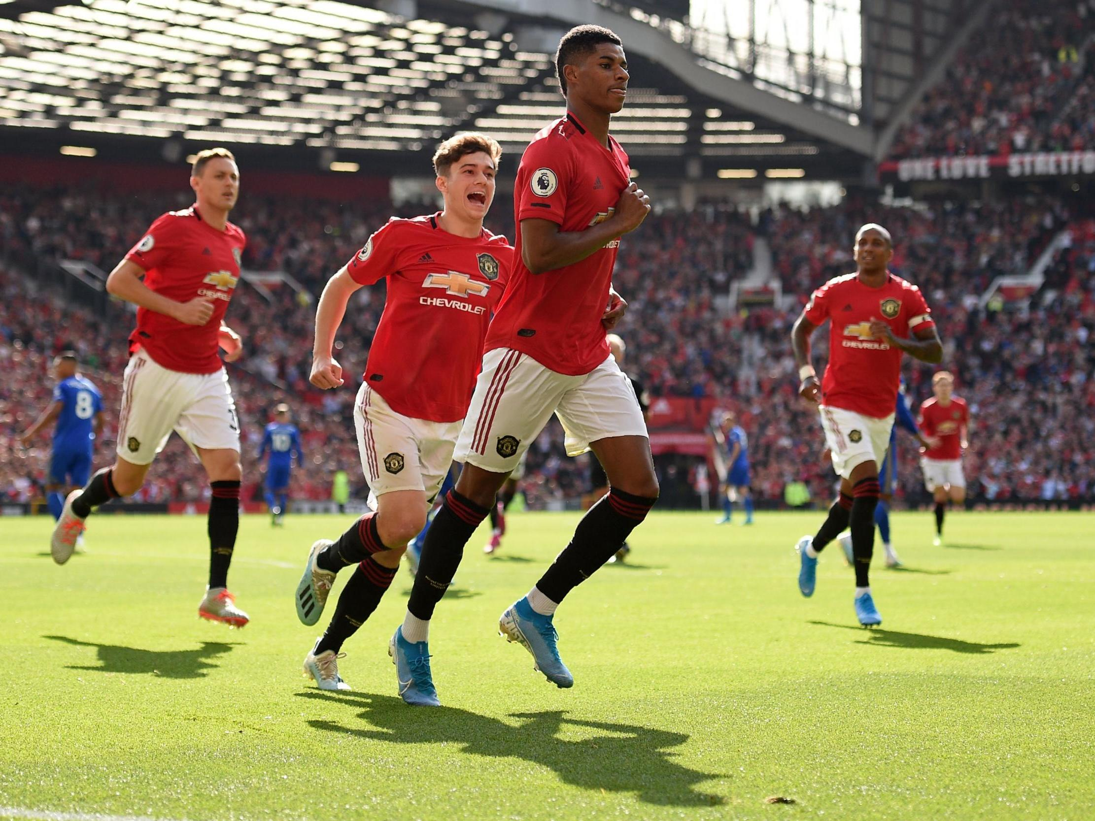 Manchester United vs Leicester: Five things we learned as Marcus Rashford ends penalty woe