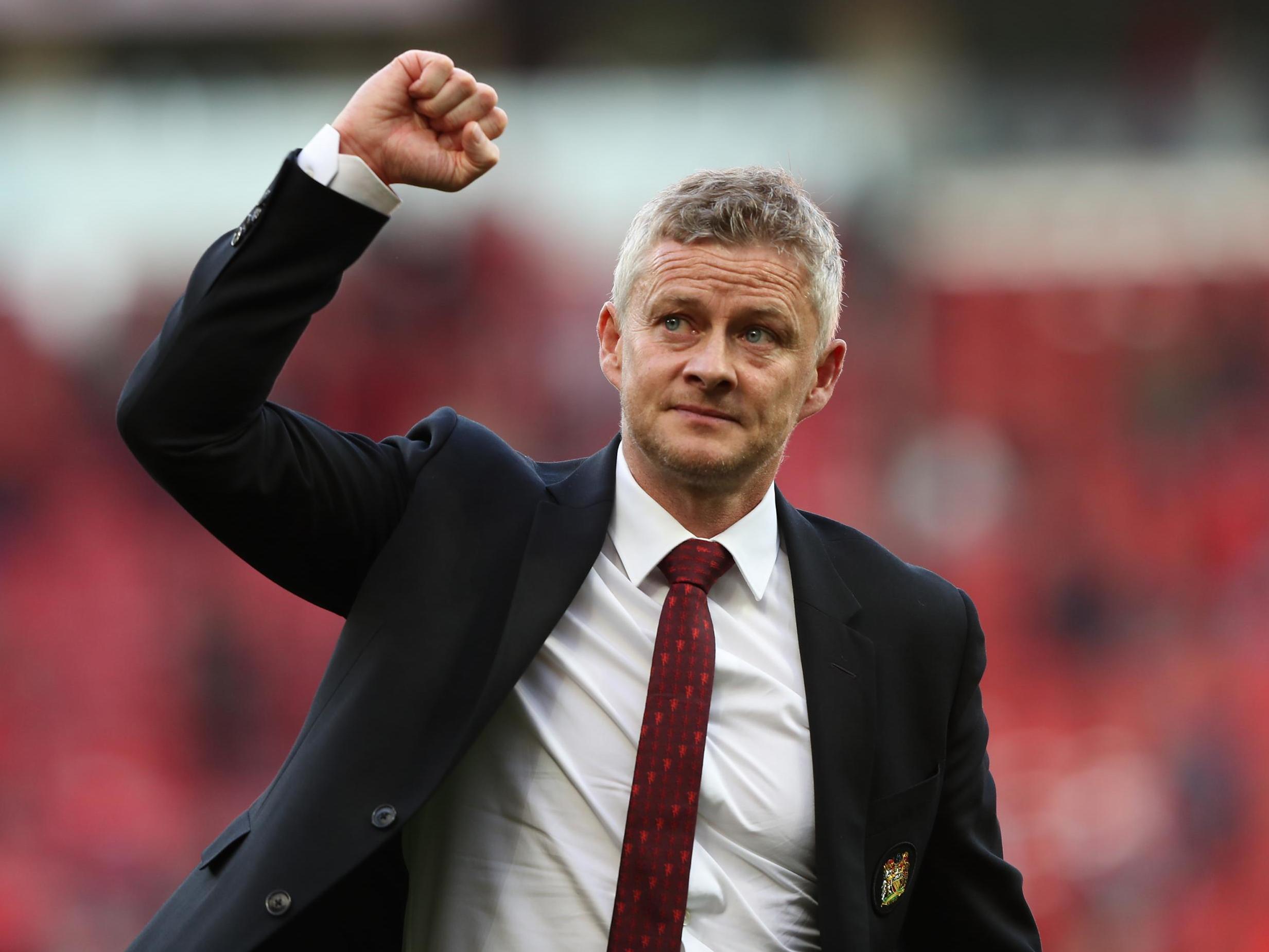 Manchester United vs Leicester: Ole Gunnar Solskjaer explains reason behind penalty-winning powers
