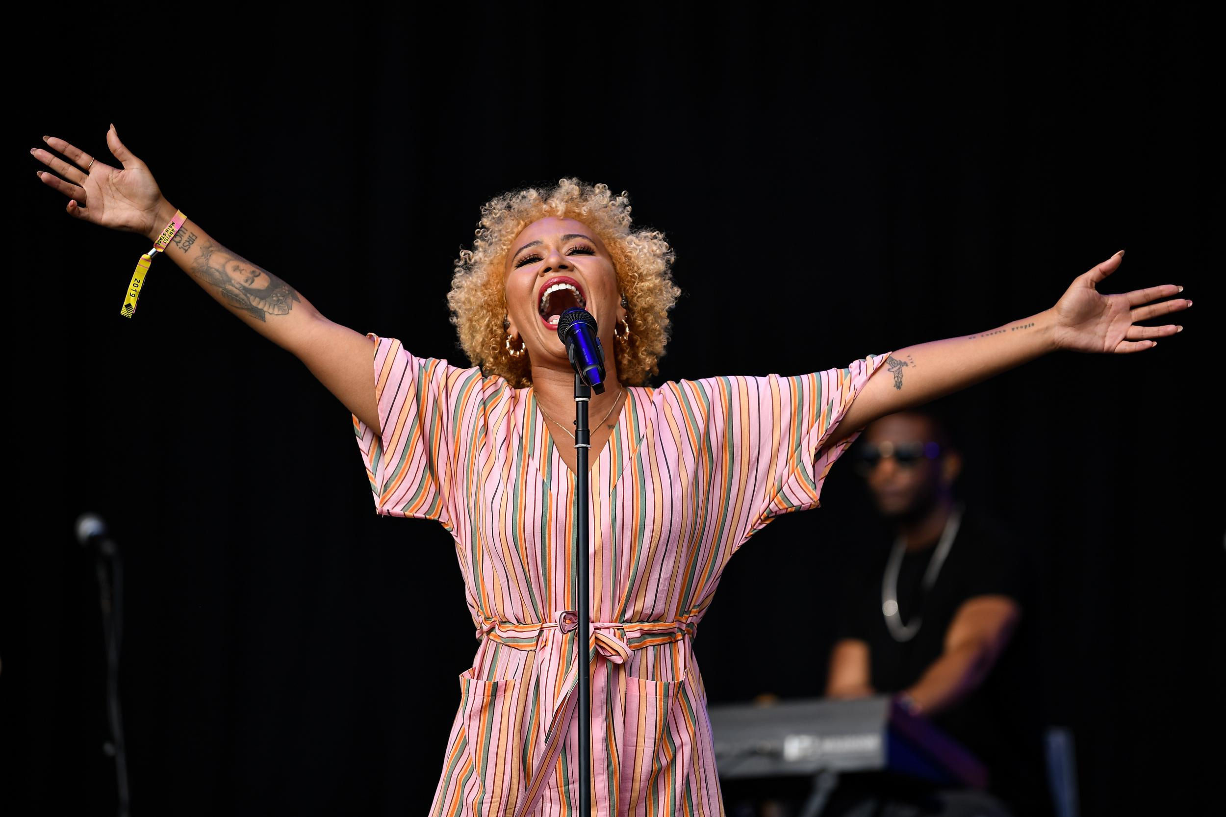 Emeli Sandé pulls out of Radio 2 Live in Hyde Park show at last minute after losing voice