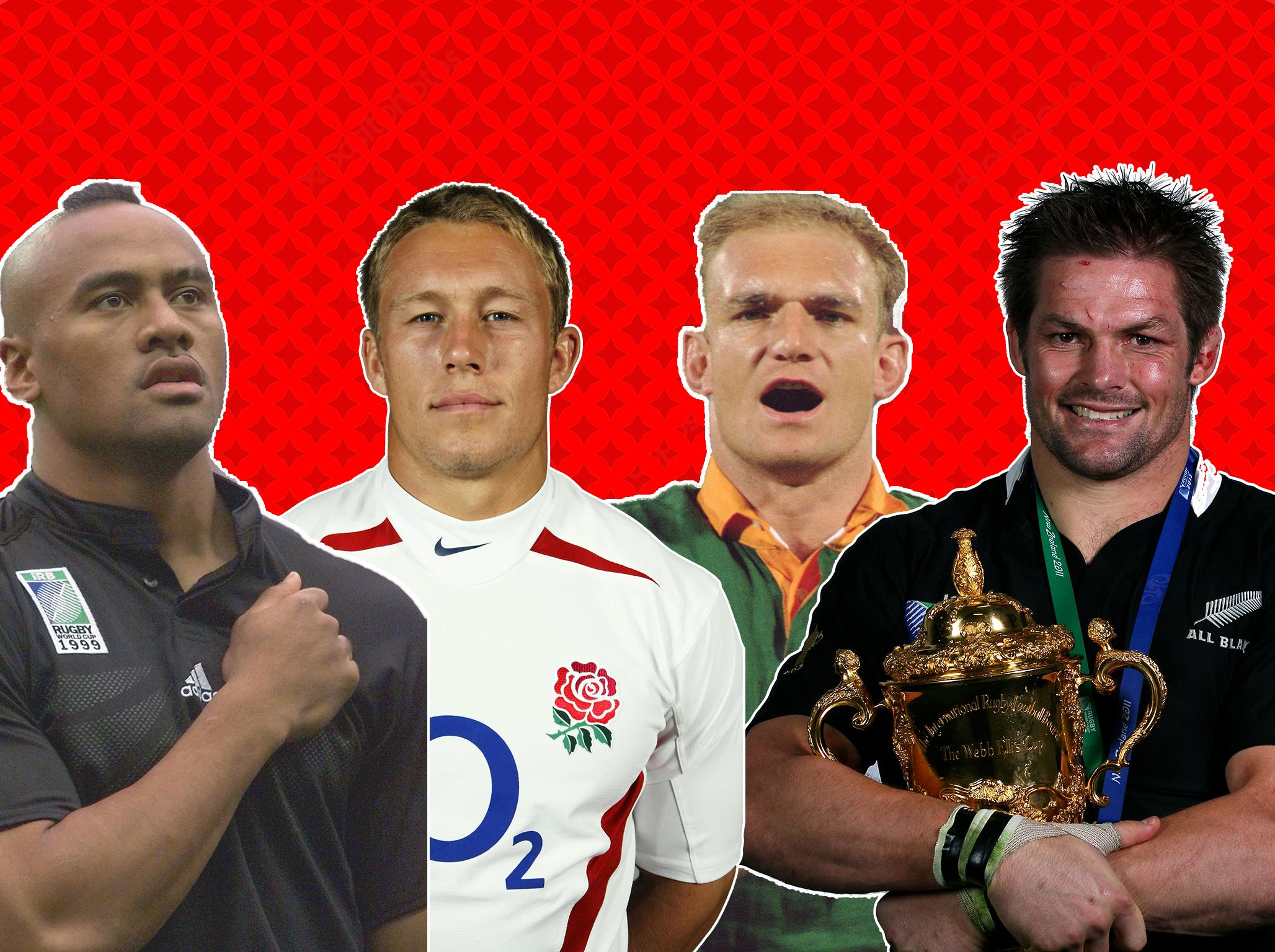 Rugby World Cup 100 greatest players: The best player in history revealed – Lomu, McCaw or Wilkinson?