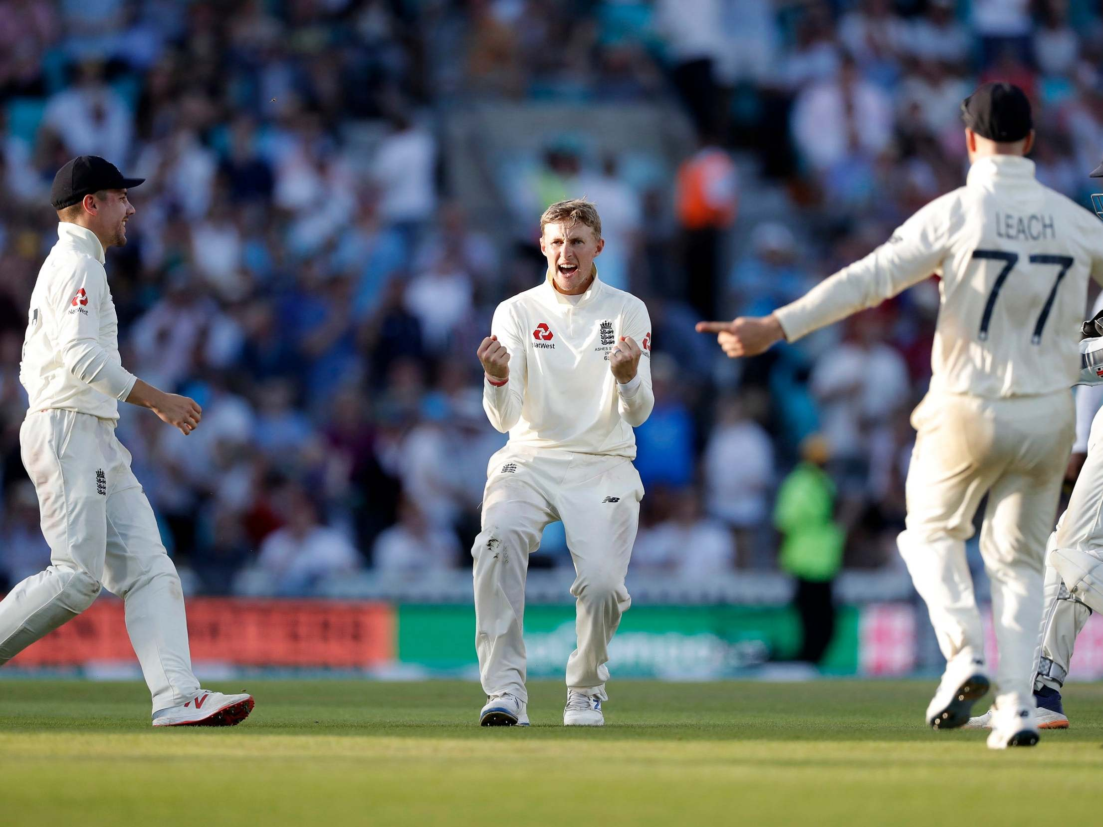 Ashes 2019 LIVE: England defy Matthew Wade resistance to wrap up victory and draw series 2-2