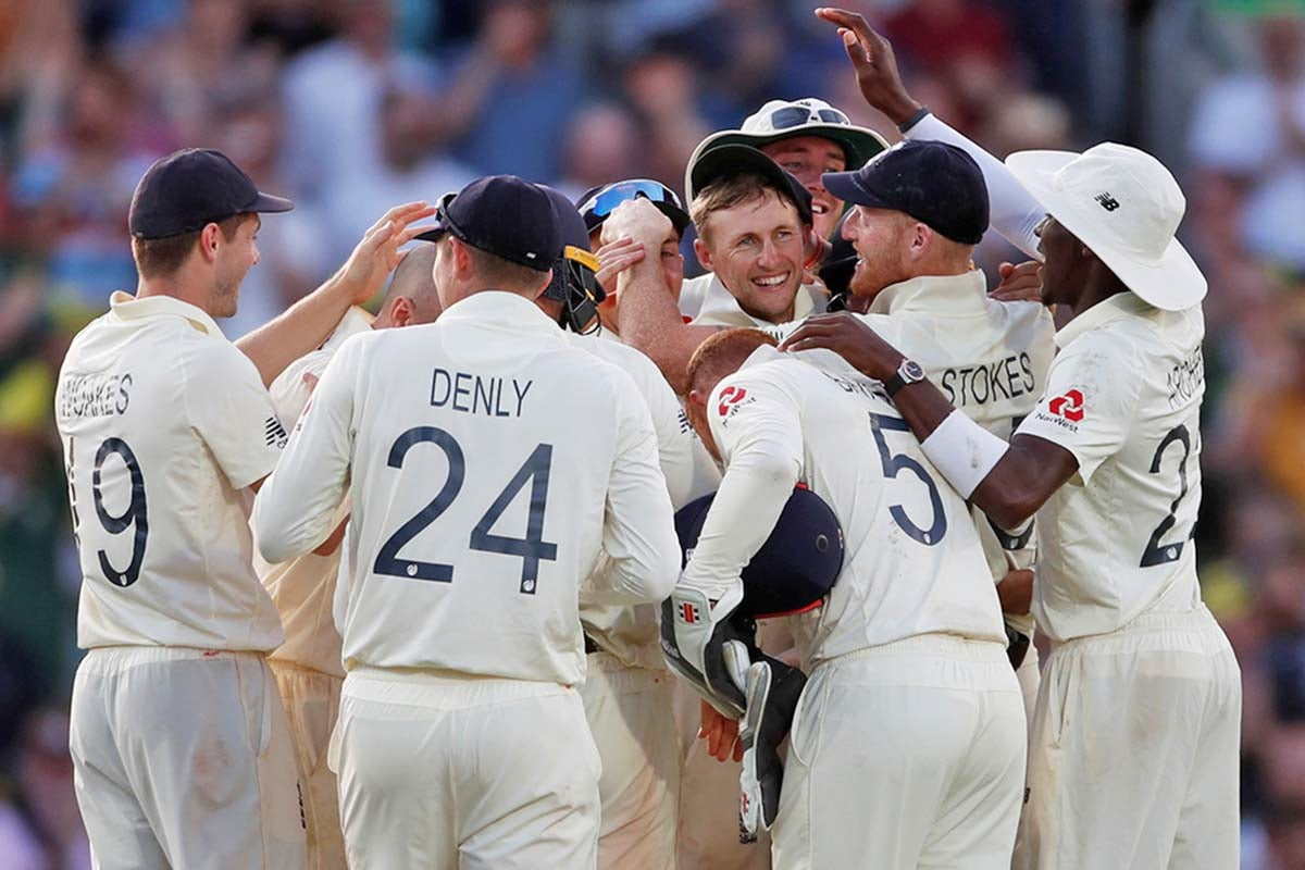 Ashes 2019: England secure fitting conclusion to unforgettable summer of cricket in series that had it all