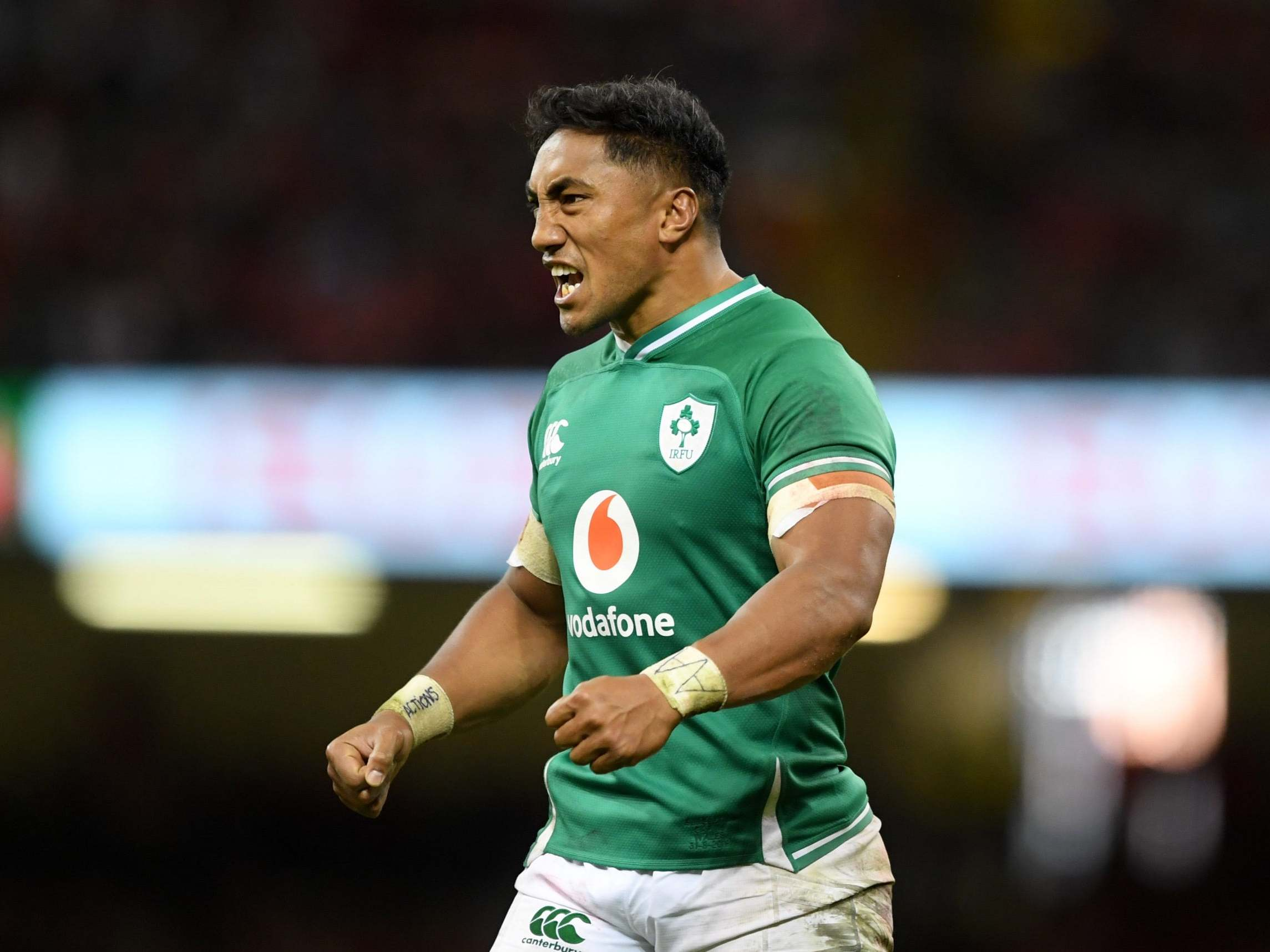 Rugby World Cup 2019: New Zealand-born Bundee Aki defends his right to play for Ireland