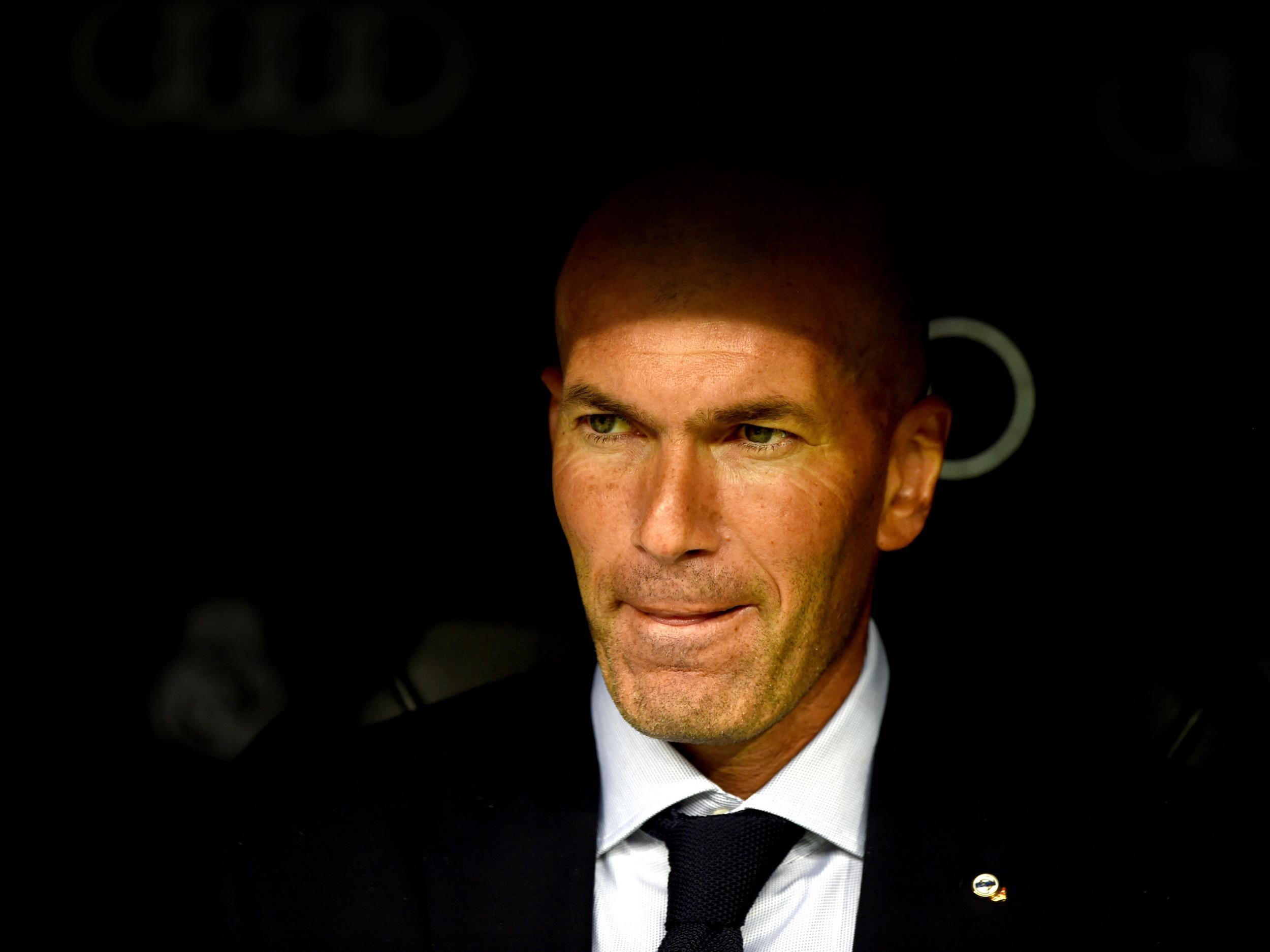 La Liga: Zinedine Zidane left in midfield muddle as Real Madrid pay for strange summer transfer window