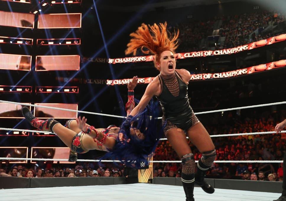 całkiem fajne Darmowa dostawa najtańszy WWE Clash of Champions results: Seth Rollins, Becky Lynch ...