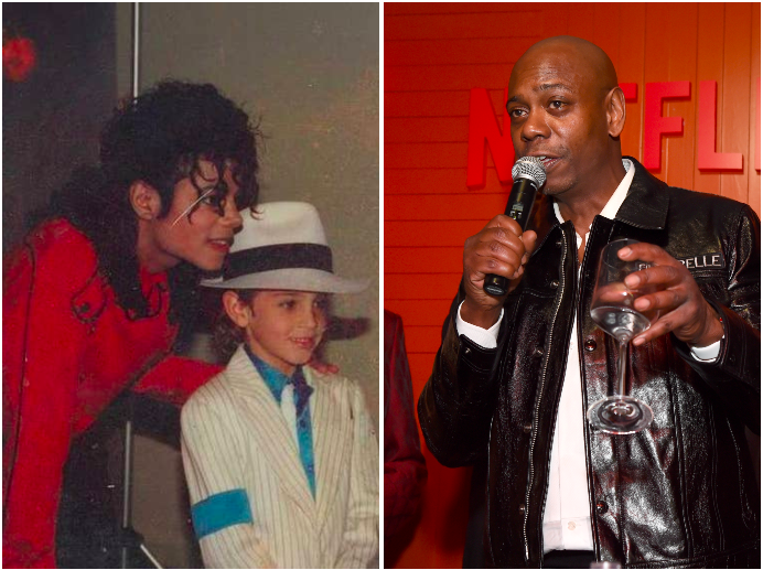 leaving neverland director condemns dave chappelle s revolting jokes about michael jackson accusers i felt physically sick the independent the independent leaving neverland director condemns