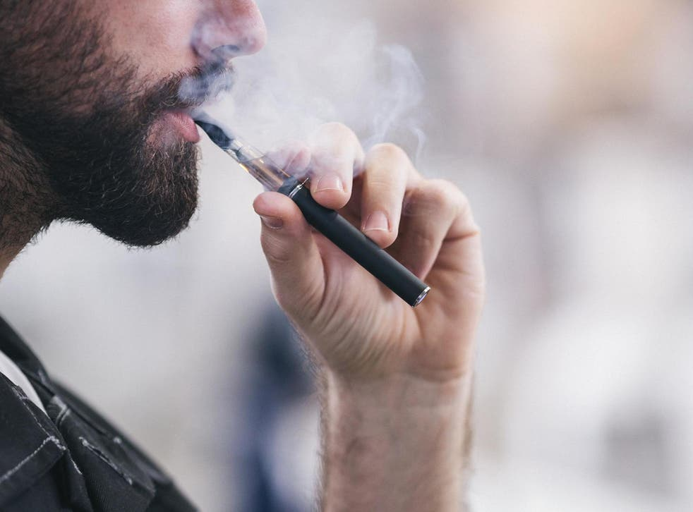 Fears are growing over the safety of e-cigarettes
