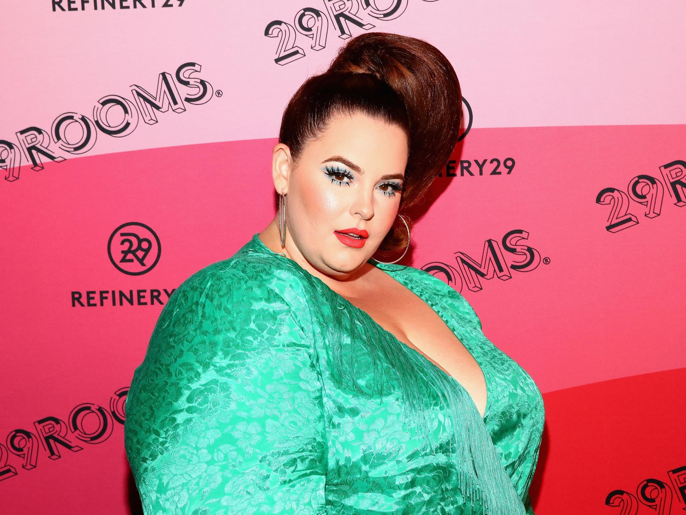 Tess Holliday says she can't be 'as ethical' because she 'has to wea…