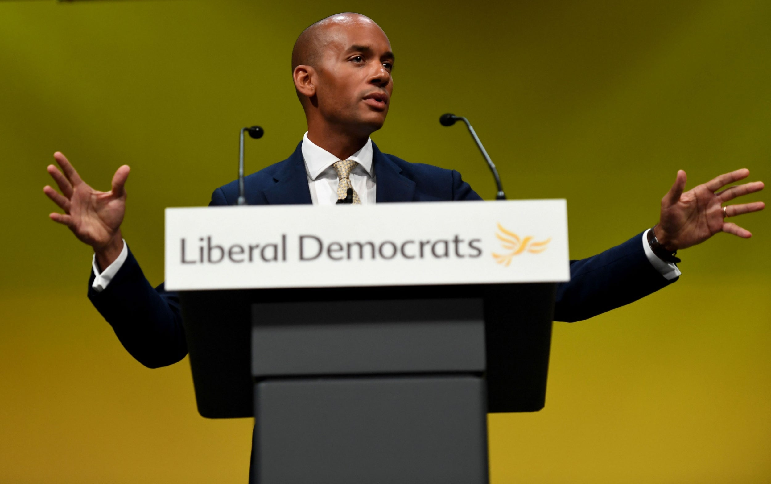 Lib Dems could win up to 200 seats at next election, Chuka Umunna claims