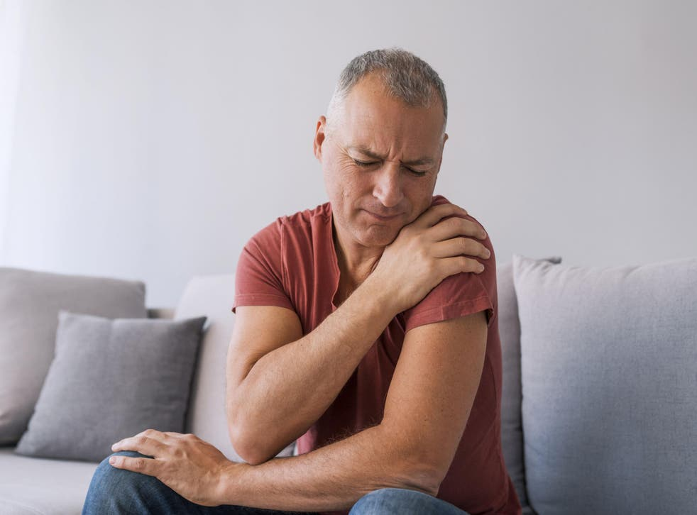 Those suffering from shoulder pain should look for treatment options other than surgery