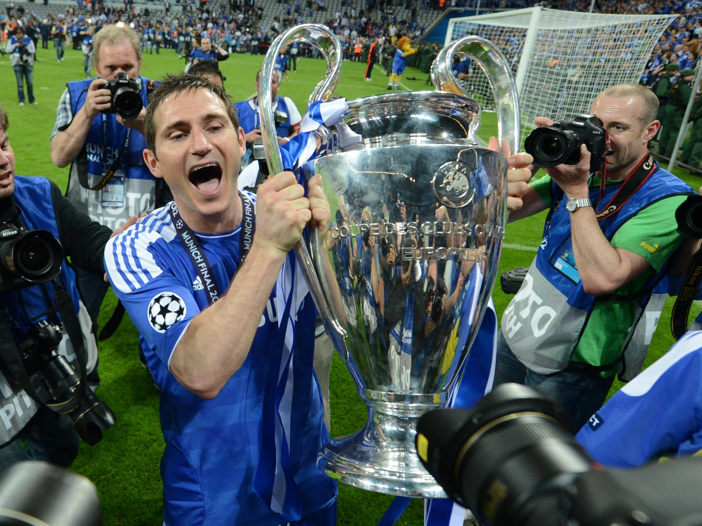 Chelsea vs Valencia: Frank Lampard and a lifelong love affair with the Champions League