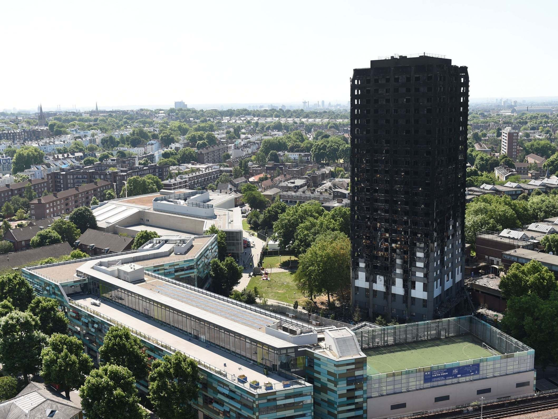 I lost family in the Grenfell fire and the thought of a new Tory government makes me shudder