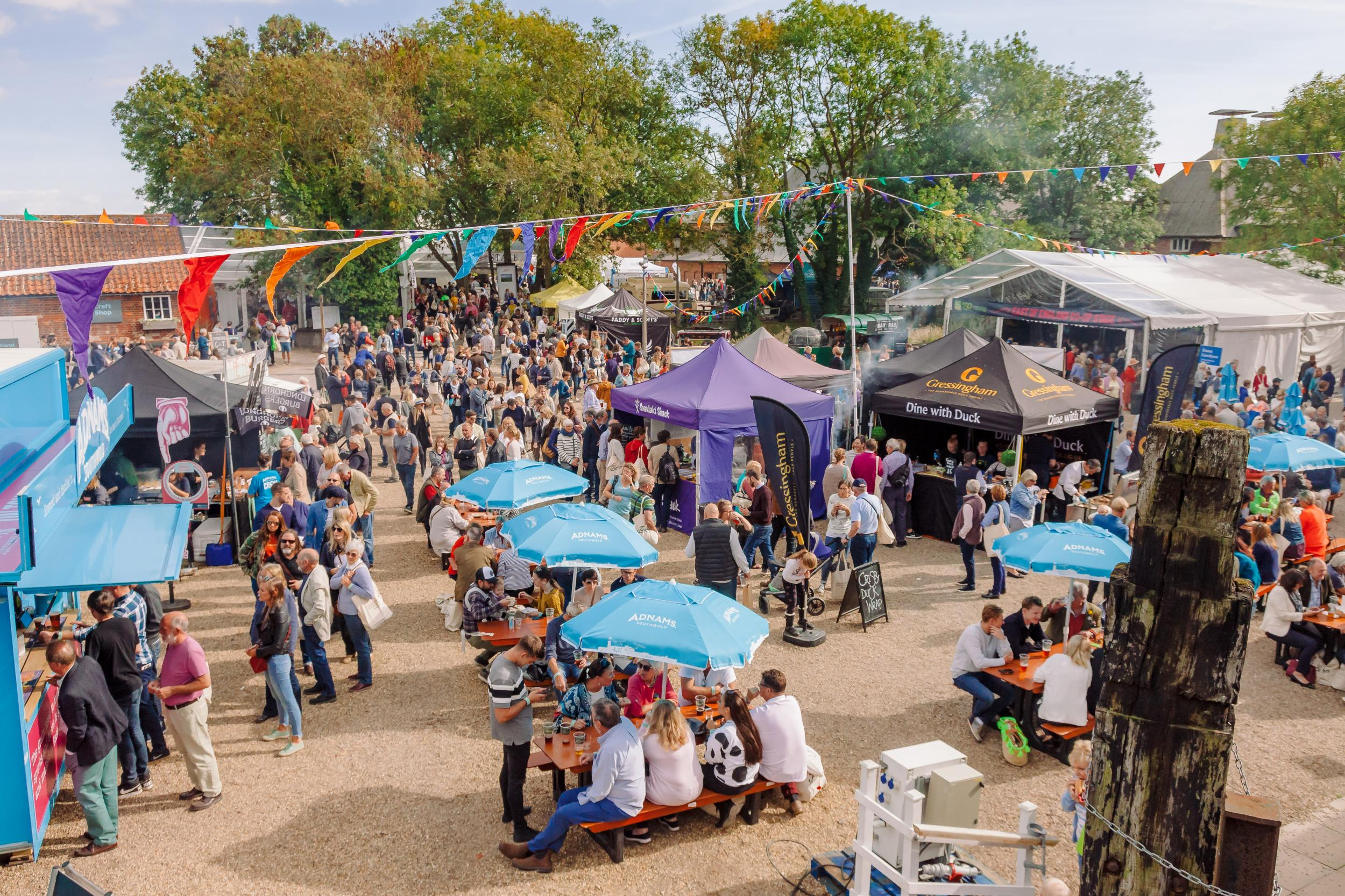 The best food and drink festivals in Europe this autumn