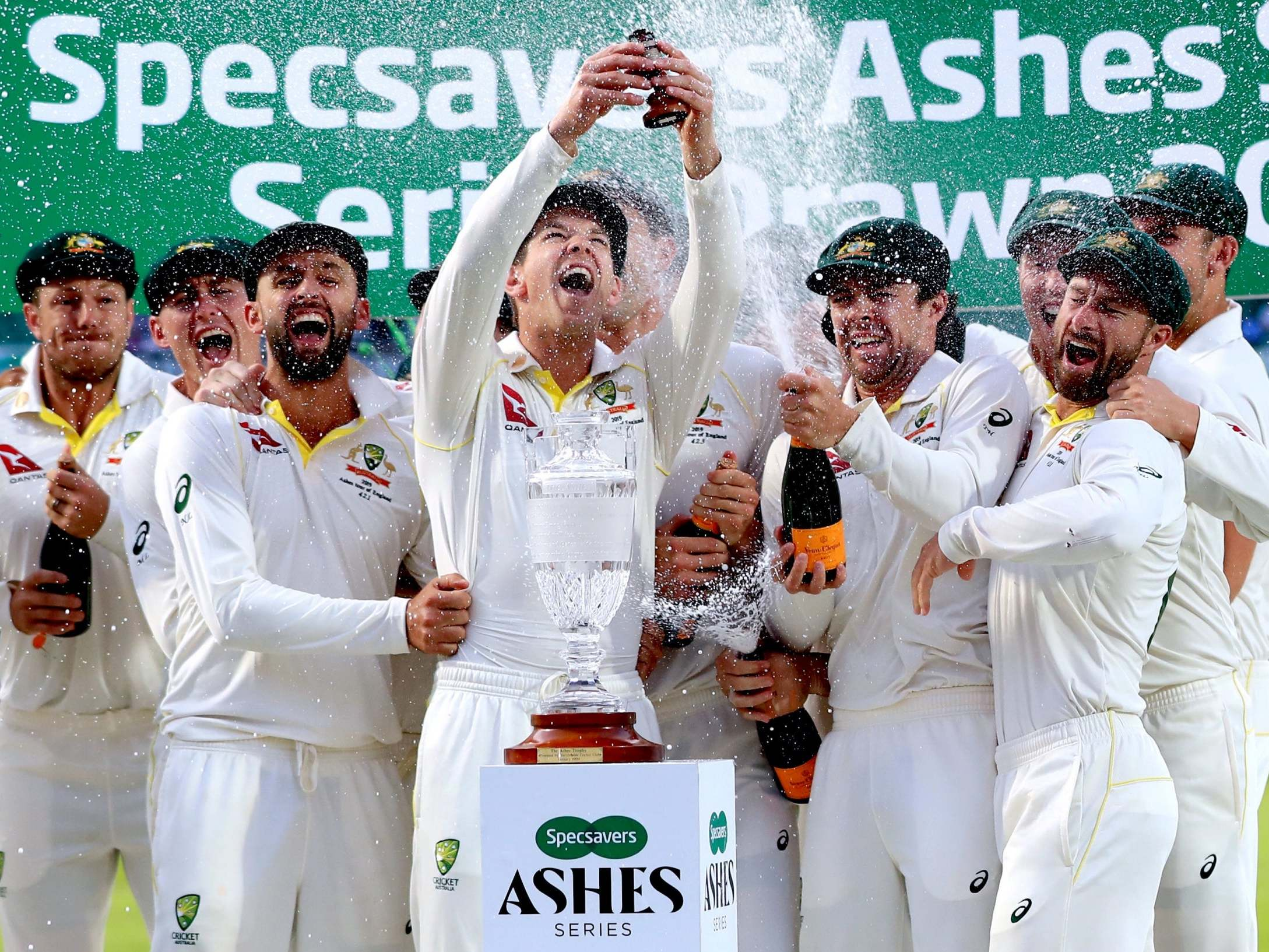 Ashes 2019: Fulfilled but unconvincing, Australia leave the series broadly as they entered it – a drawn series really is the right result