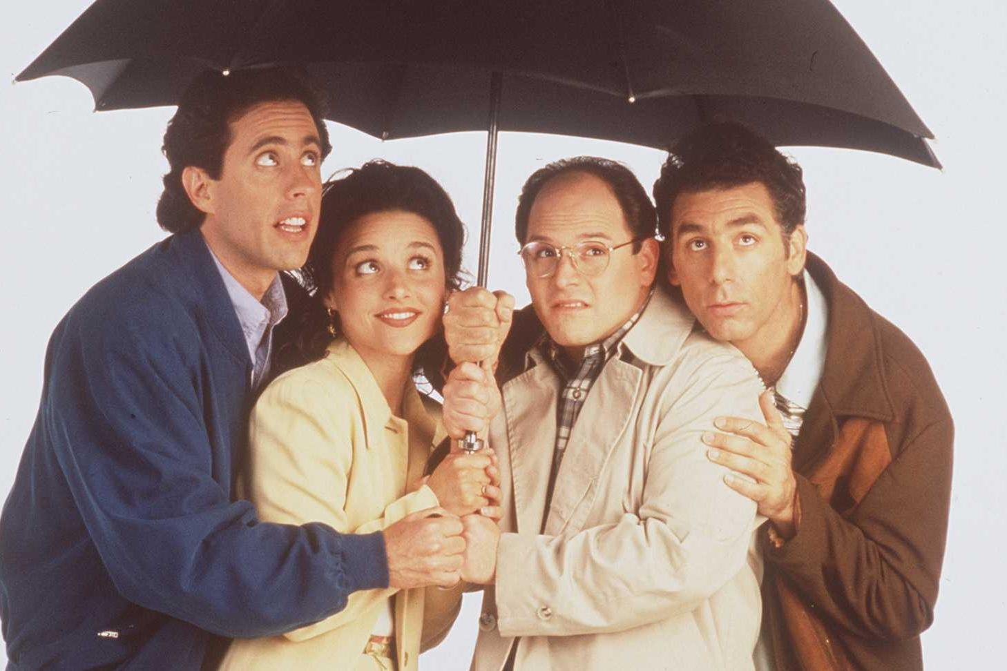 Seinfeld moving from Hulu to Netflix after streamer acquires rights to NBC sitcom