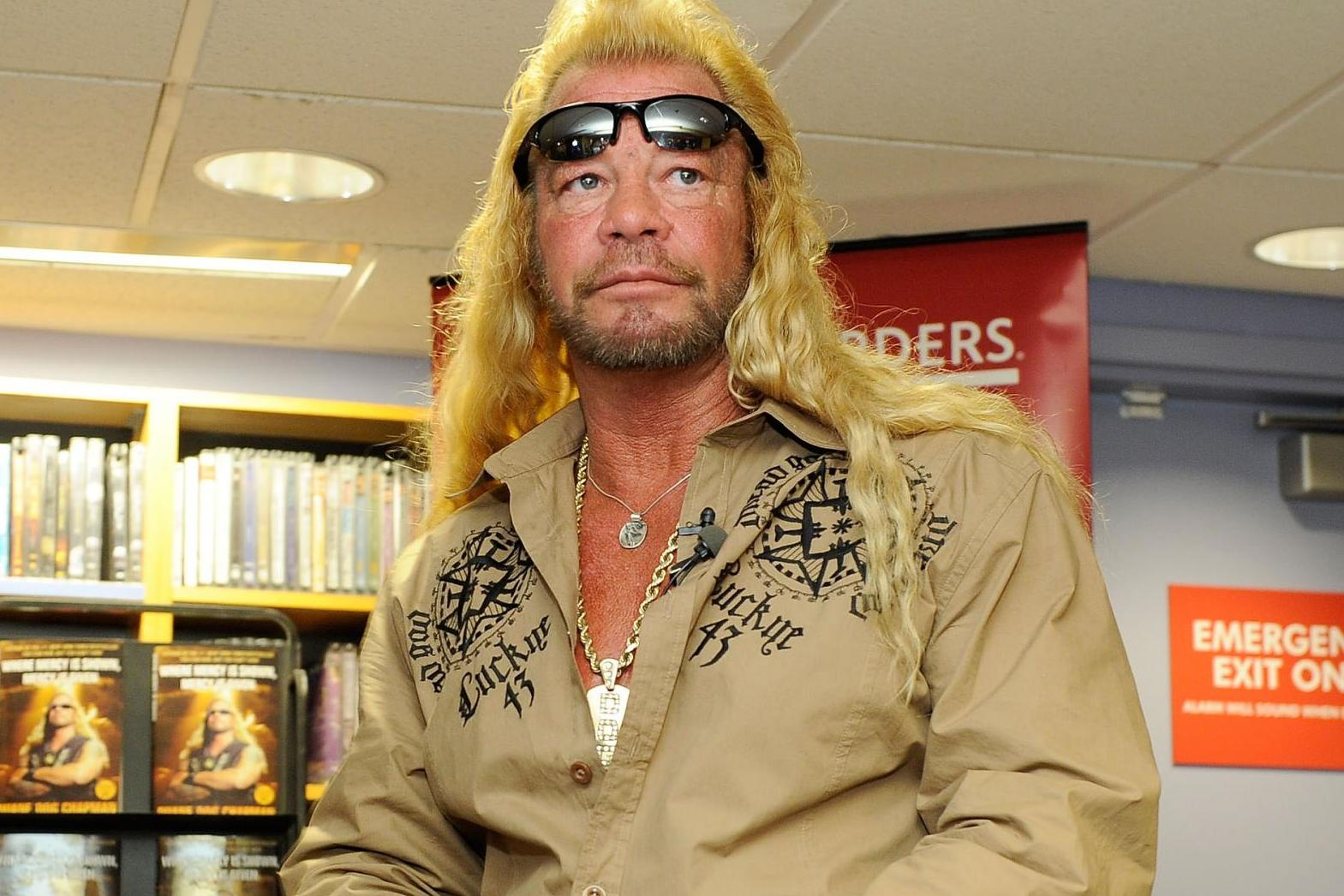 'Dog the Bounty Hunter' Duane Chapman hospitalised after heart emergency, report says