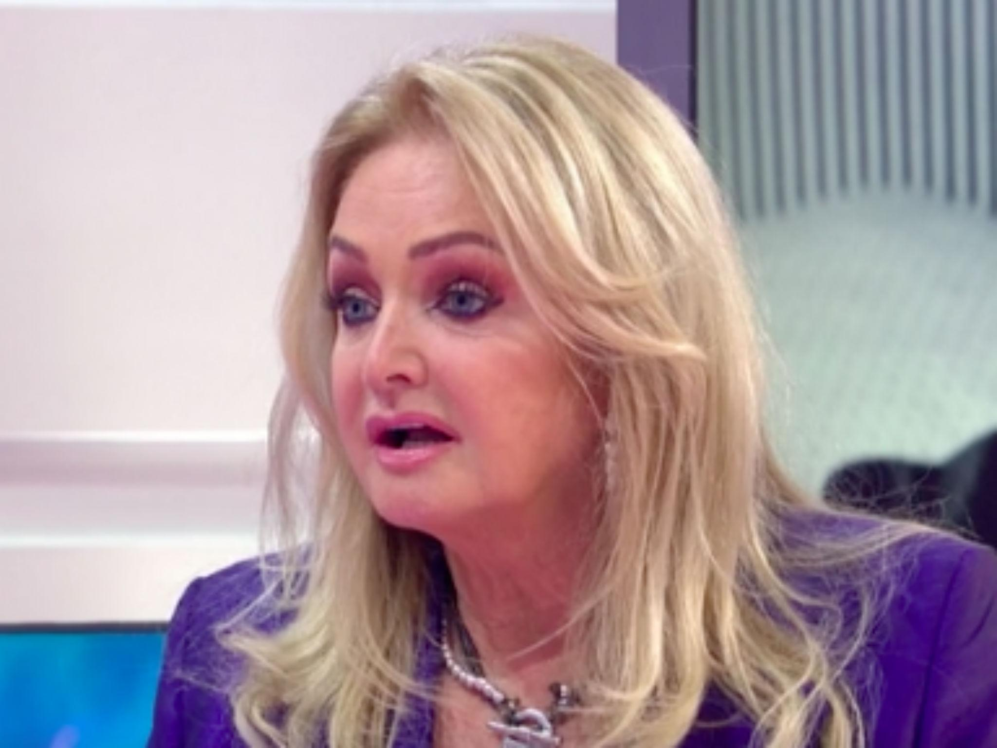 Bonnie Tyler confused as Good Morning Britain mistakes her for own tribute act: 'That's not me!'