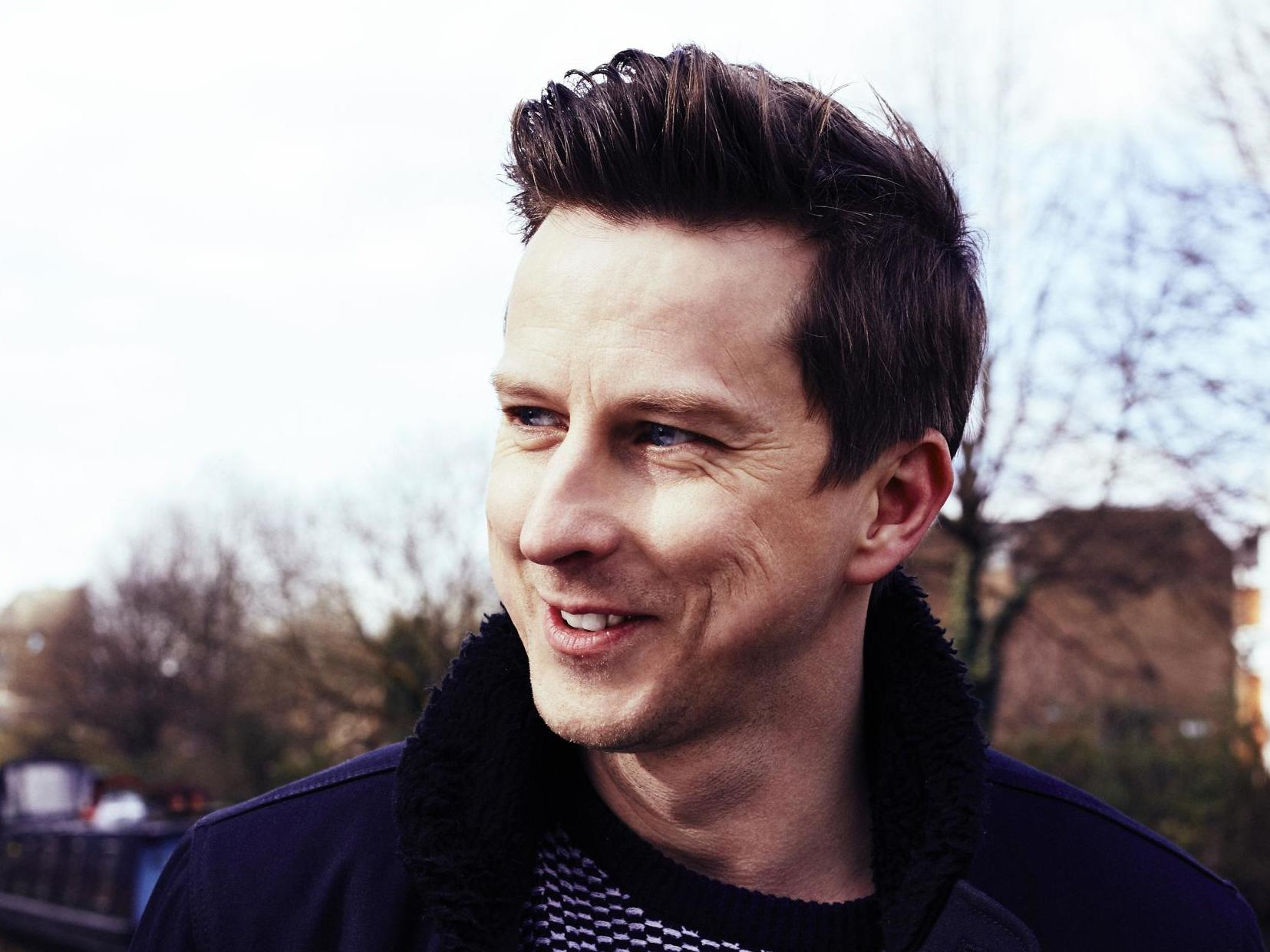 Lee Ingleby: 'Being a square-jawed hunk can get you a lot further in the TV industry'