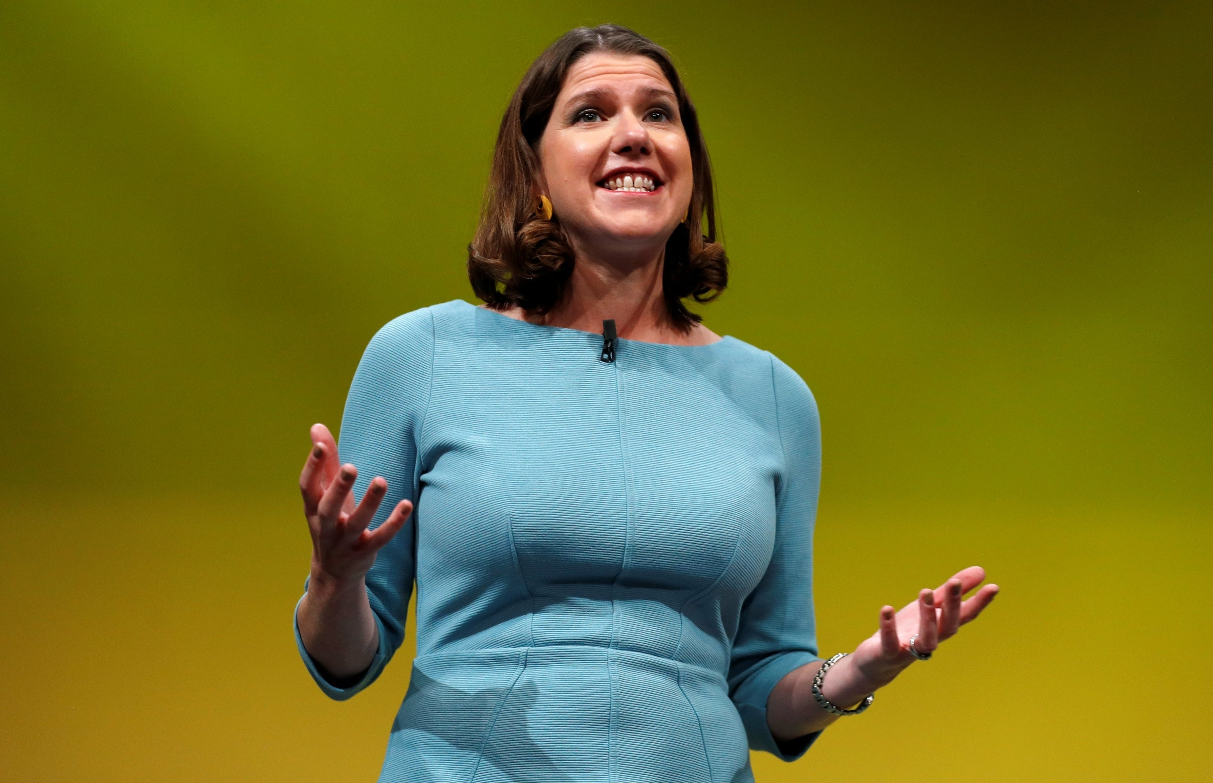 Six things we learnt from Jo Swinson's conference speech