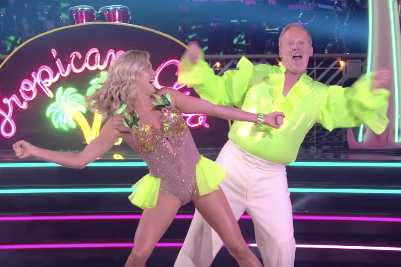 Sean Spicer makes disastrous debut on Dancing With The Stars: 'You looked like you were being attacked by a swarm of wasps'