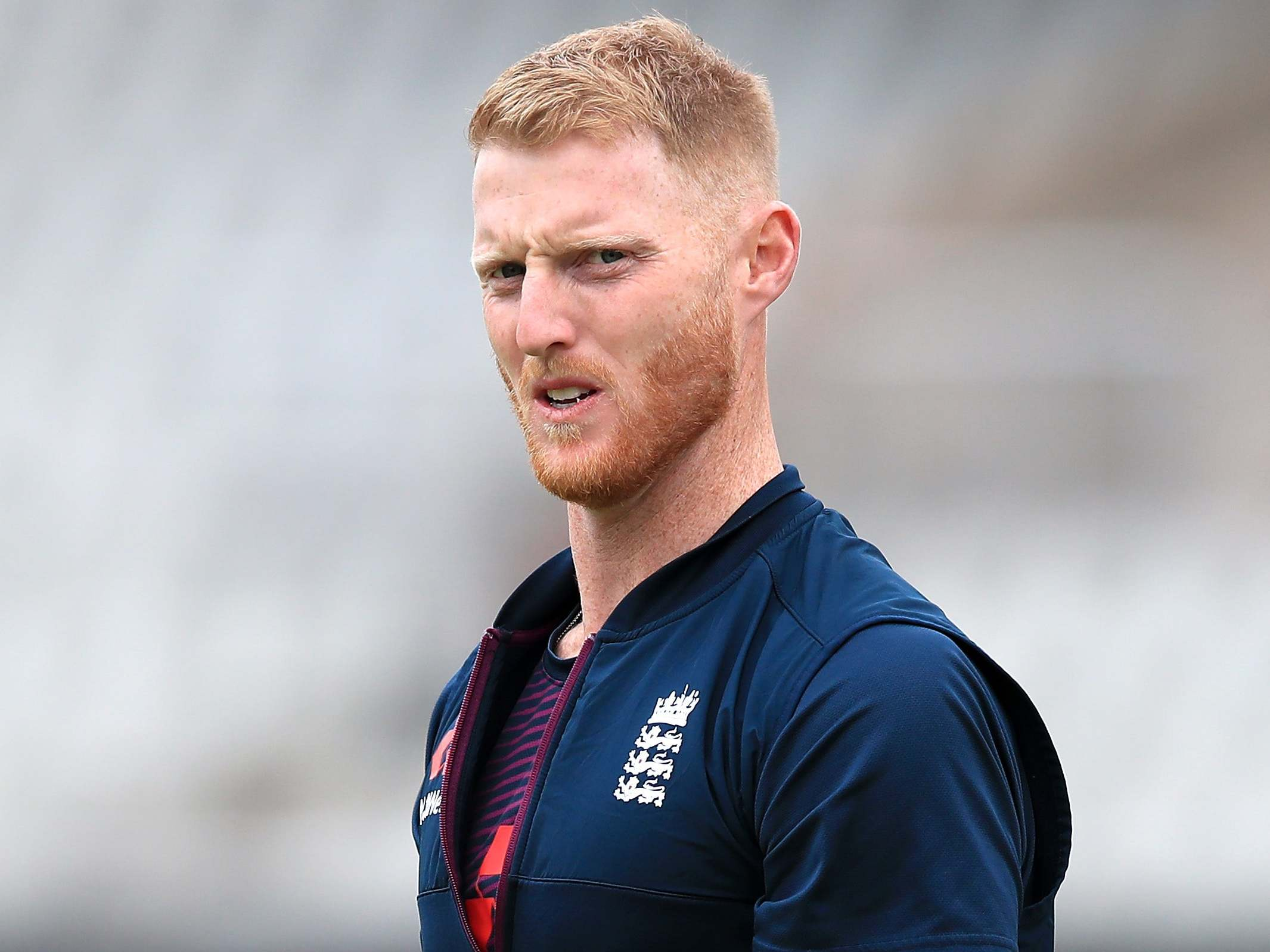 Ben Stokes's wife says England cricketer was 'messing about' in phot…